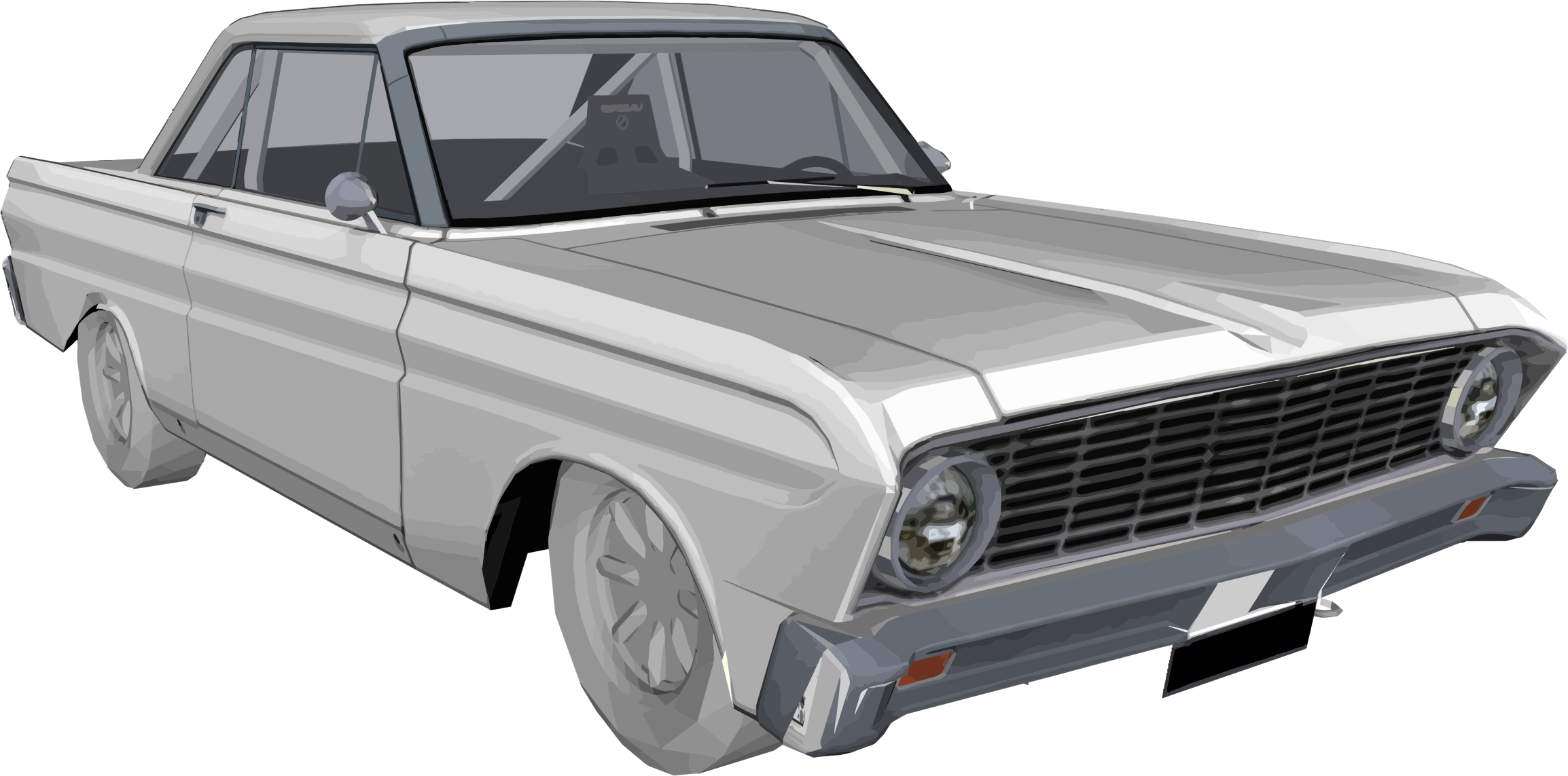Ford Falcon by GDJ