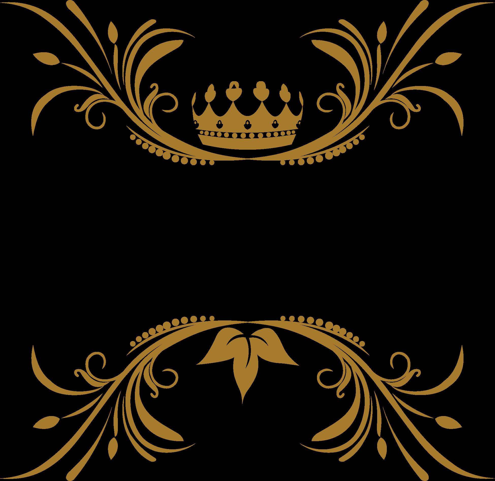 Clipart Crown Flourish No Background