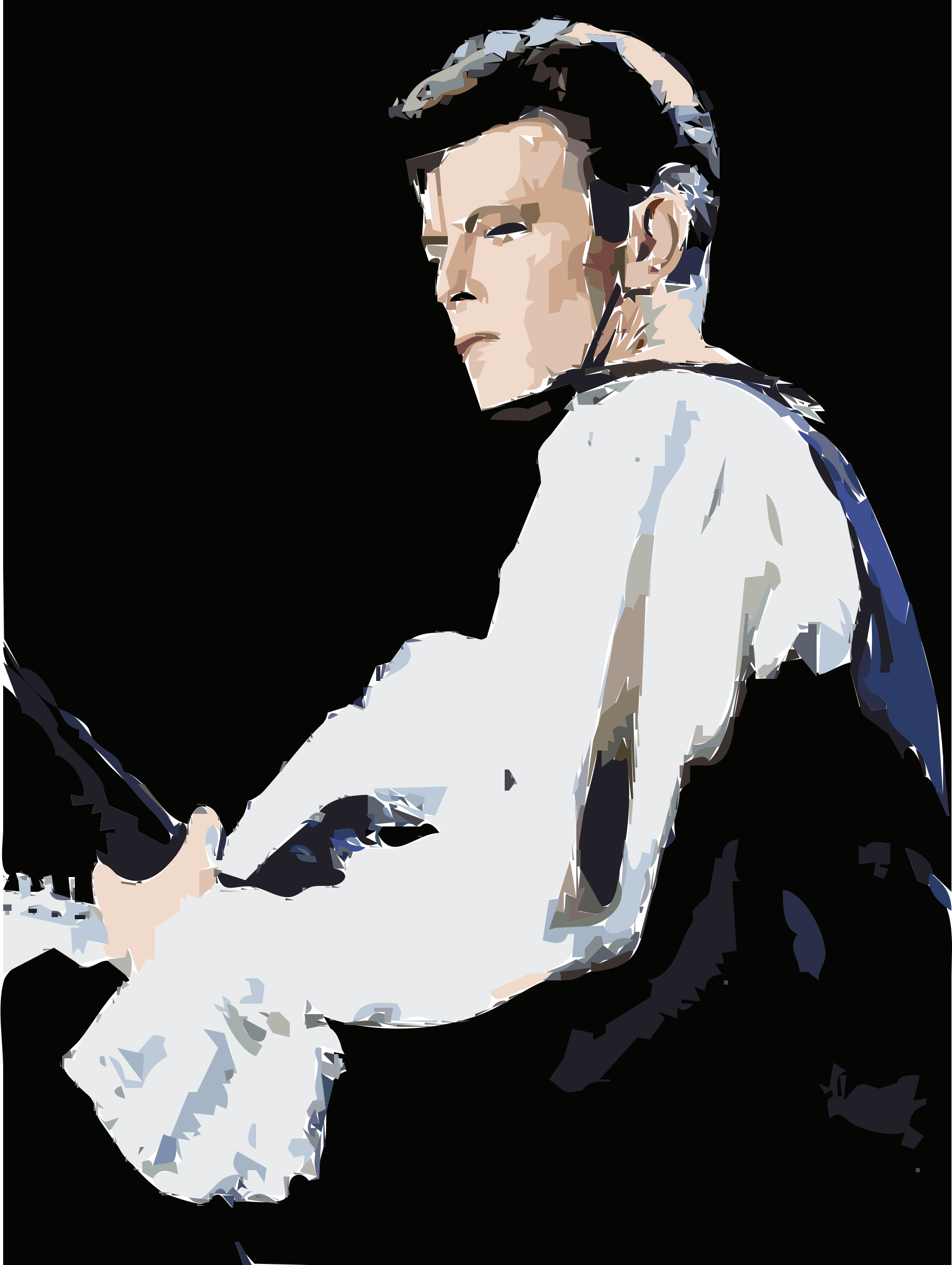 David Bowie by rejon