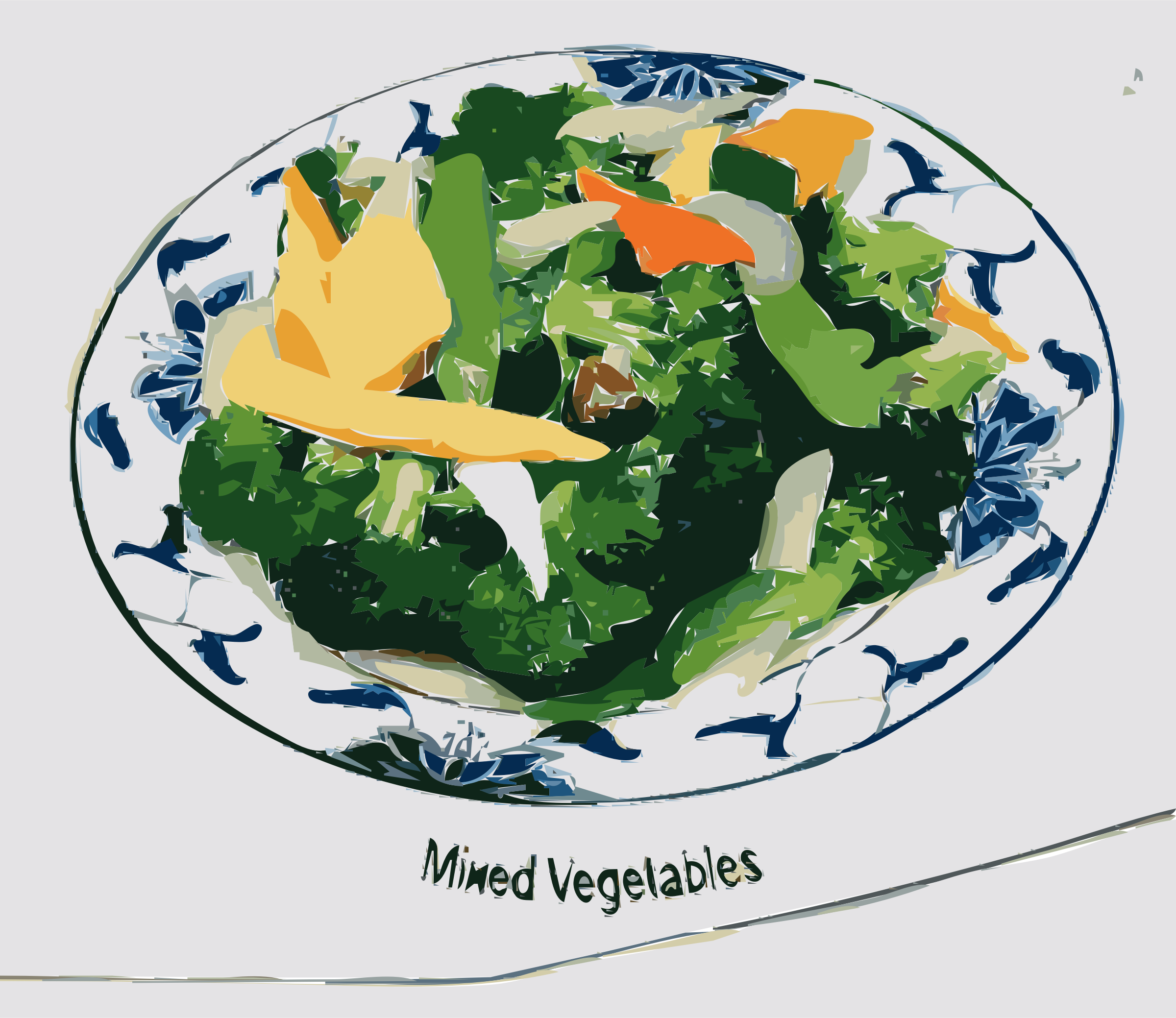 Mixed Vegetables by rejon