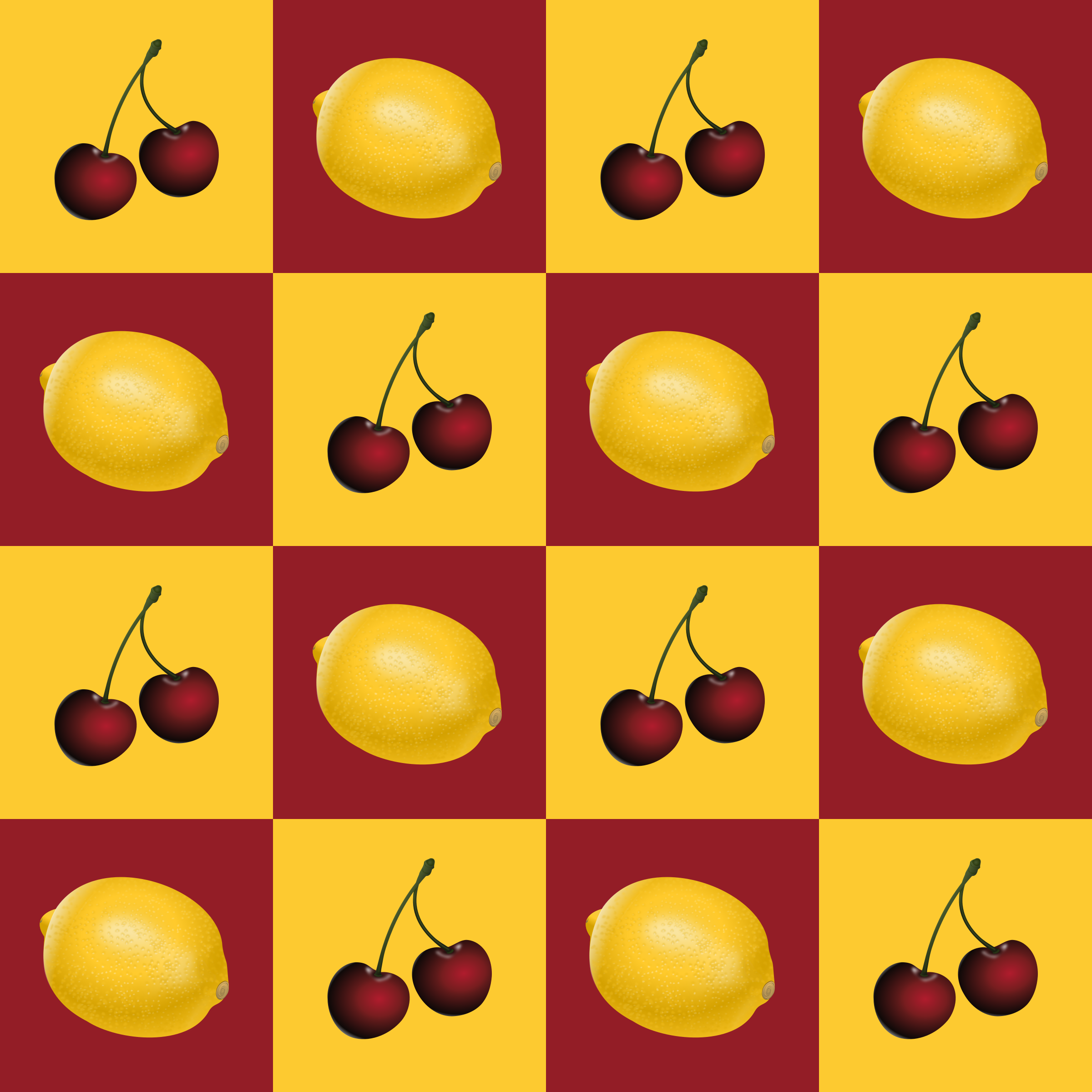 Fruit pattern by Firkin