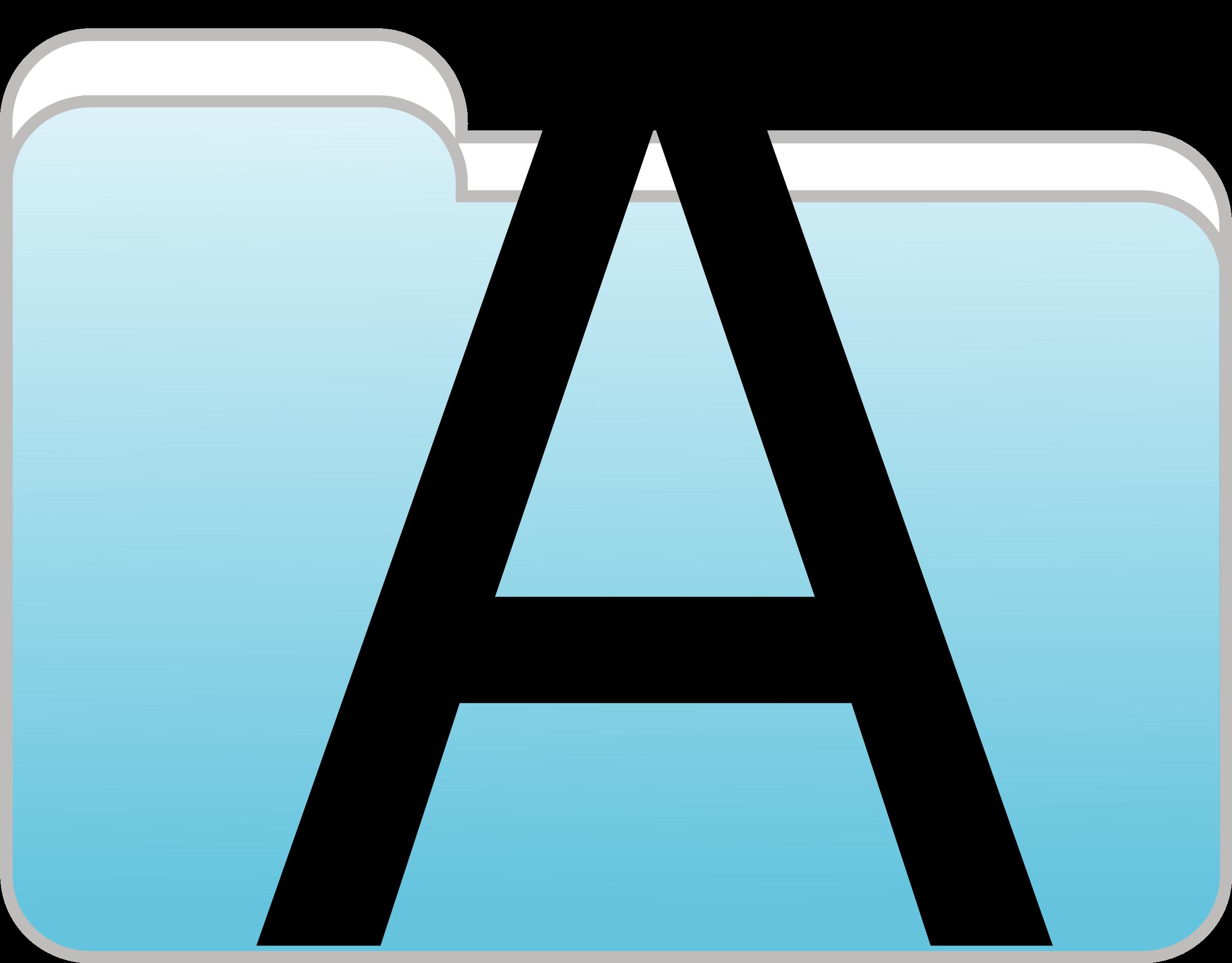 clipart text folder icon clip art letter b clipart letter m