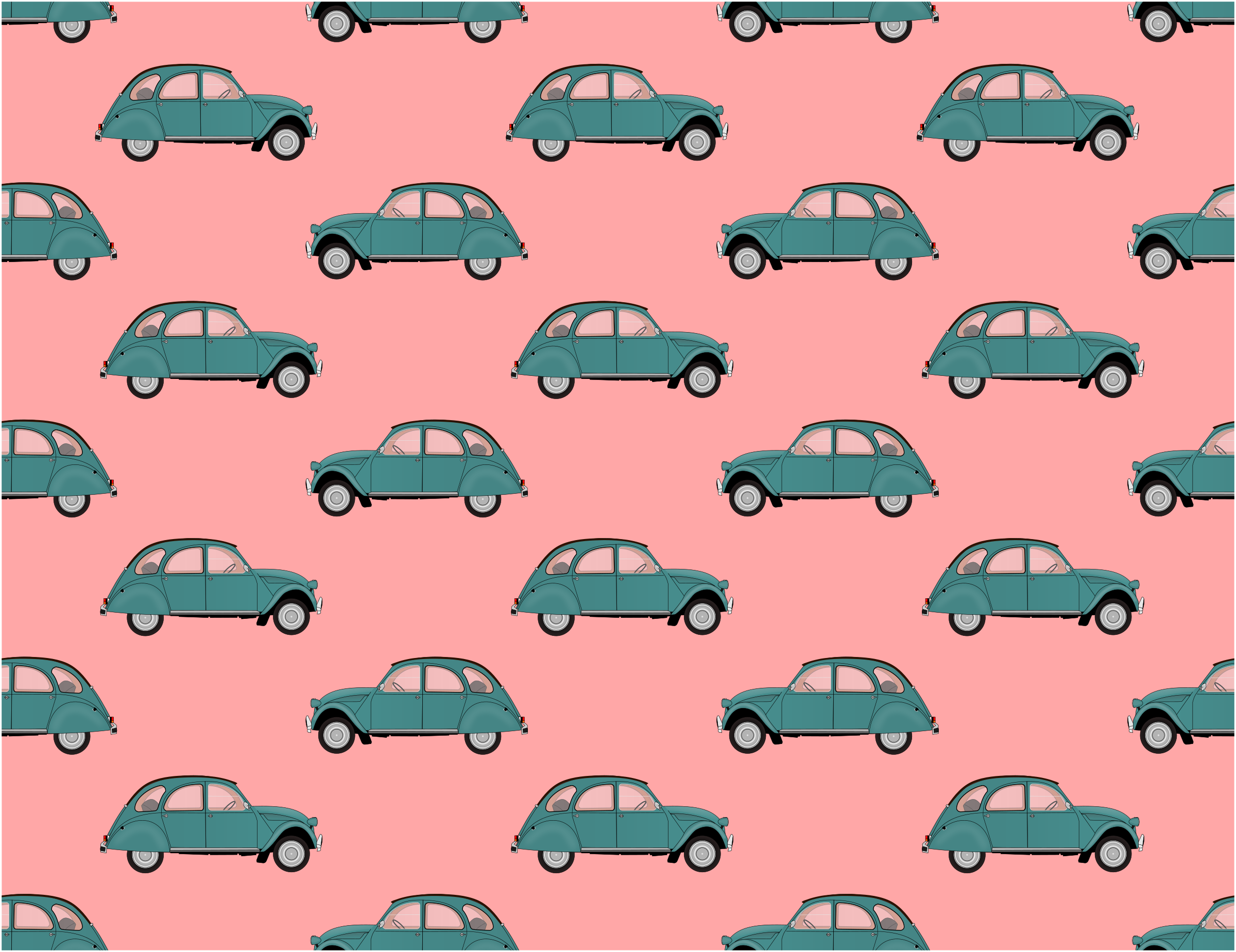 2CV pattern by Firkin