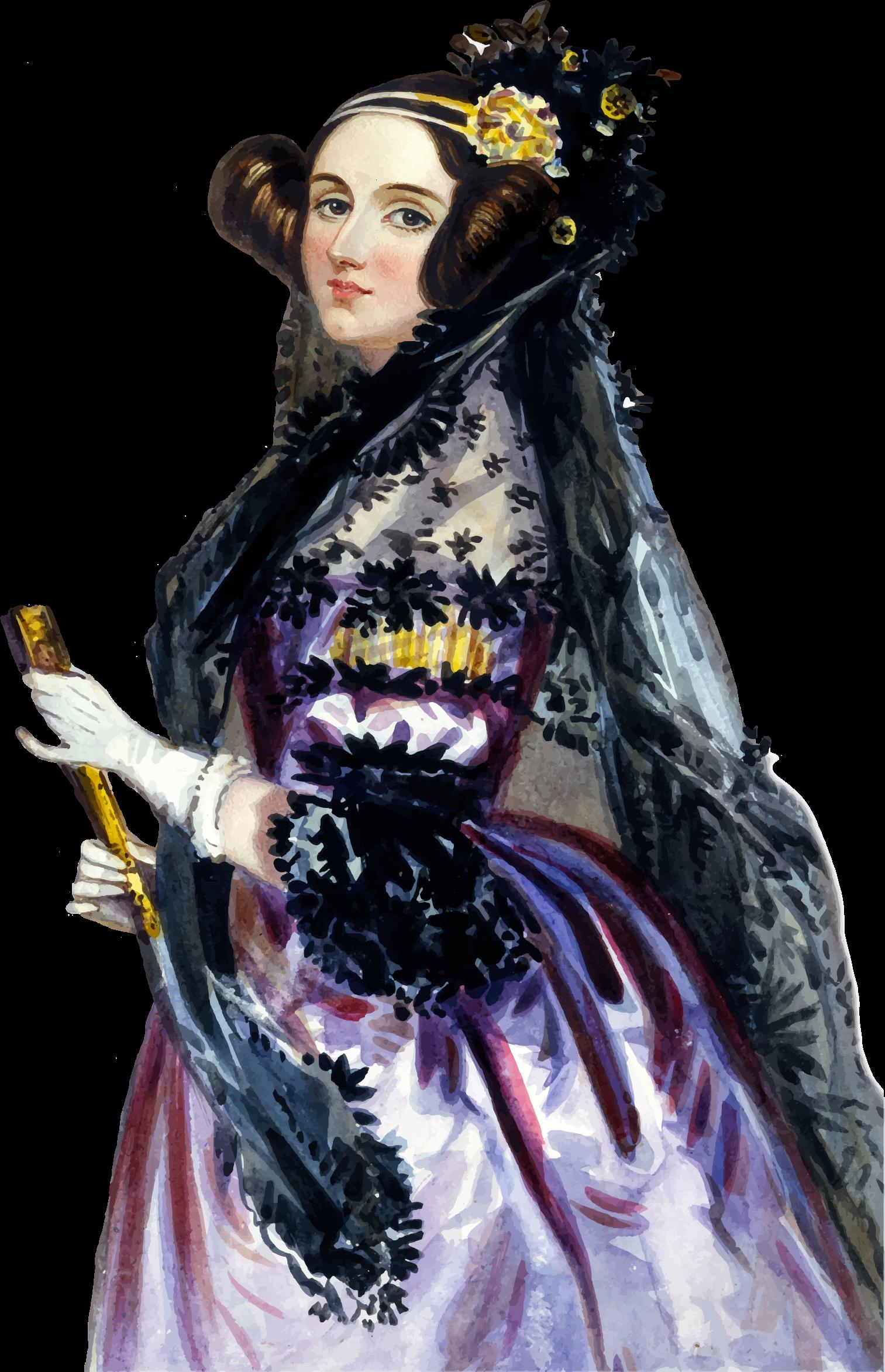 Ada Lovelace - Wikipedia Pictures of lady ada lovelace