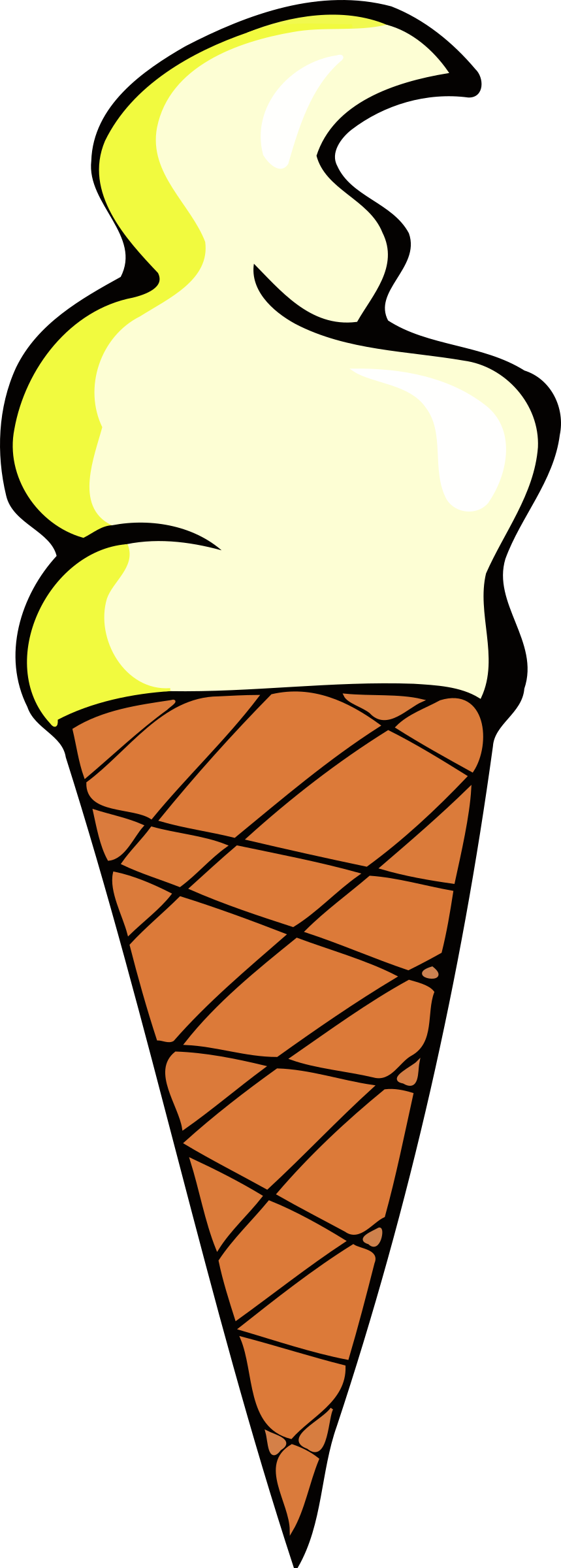Ice cream 4 by Firkin