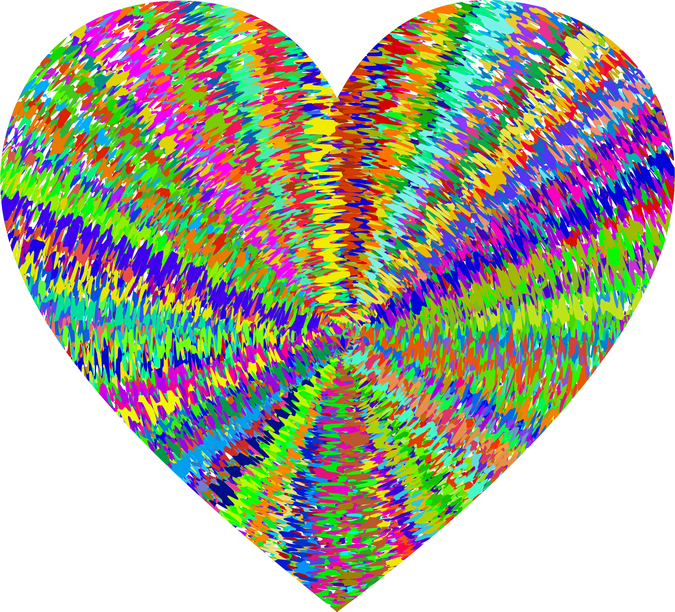Groovy Heart by GDJ