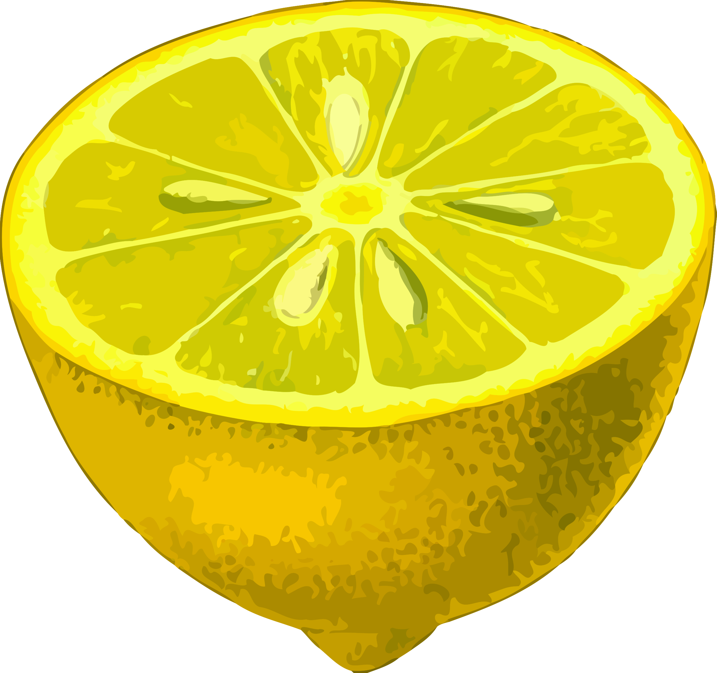 Half-lemon (low resolution) by Firkin