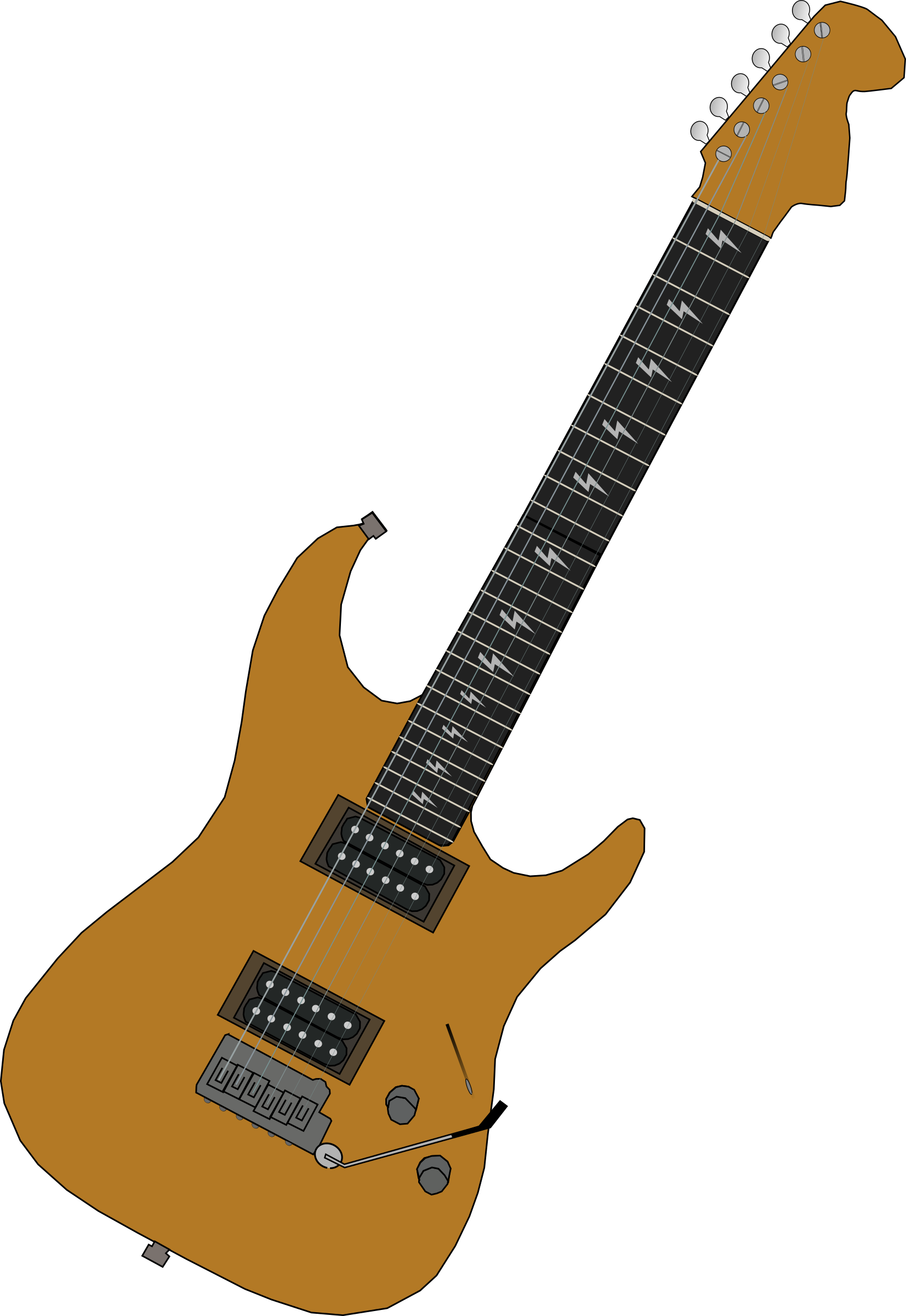 Guitar by Machovka