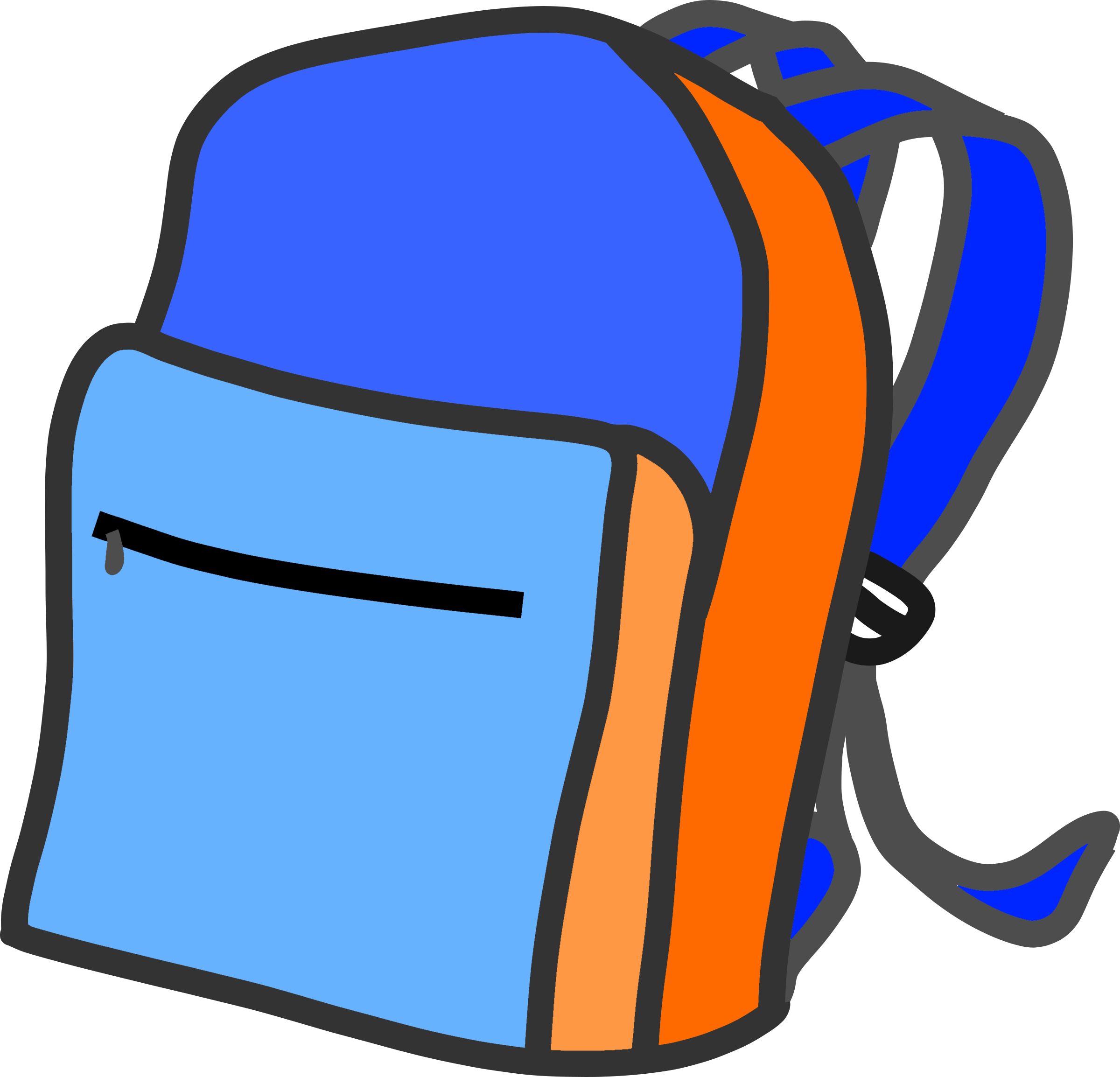 School backpack by Ilex