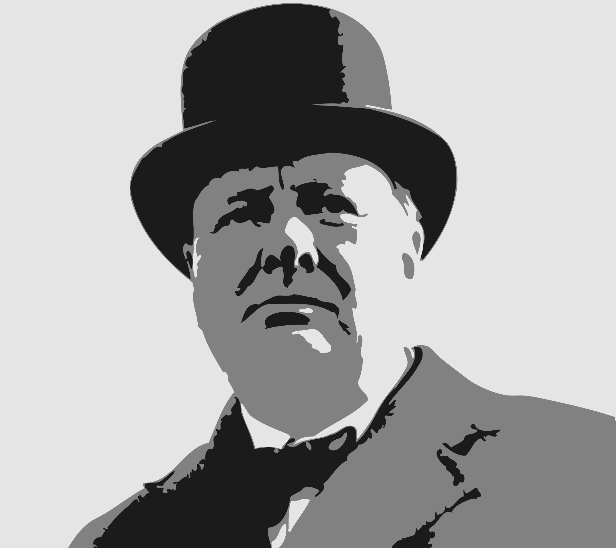 Winston Churchill by Firkin