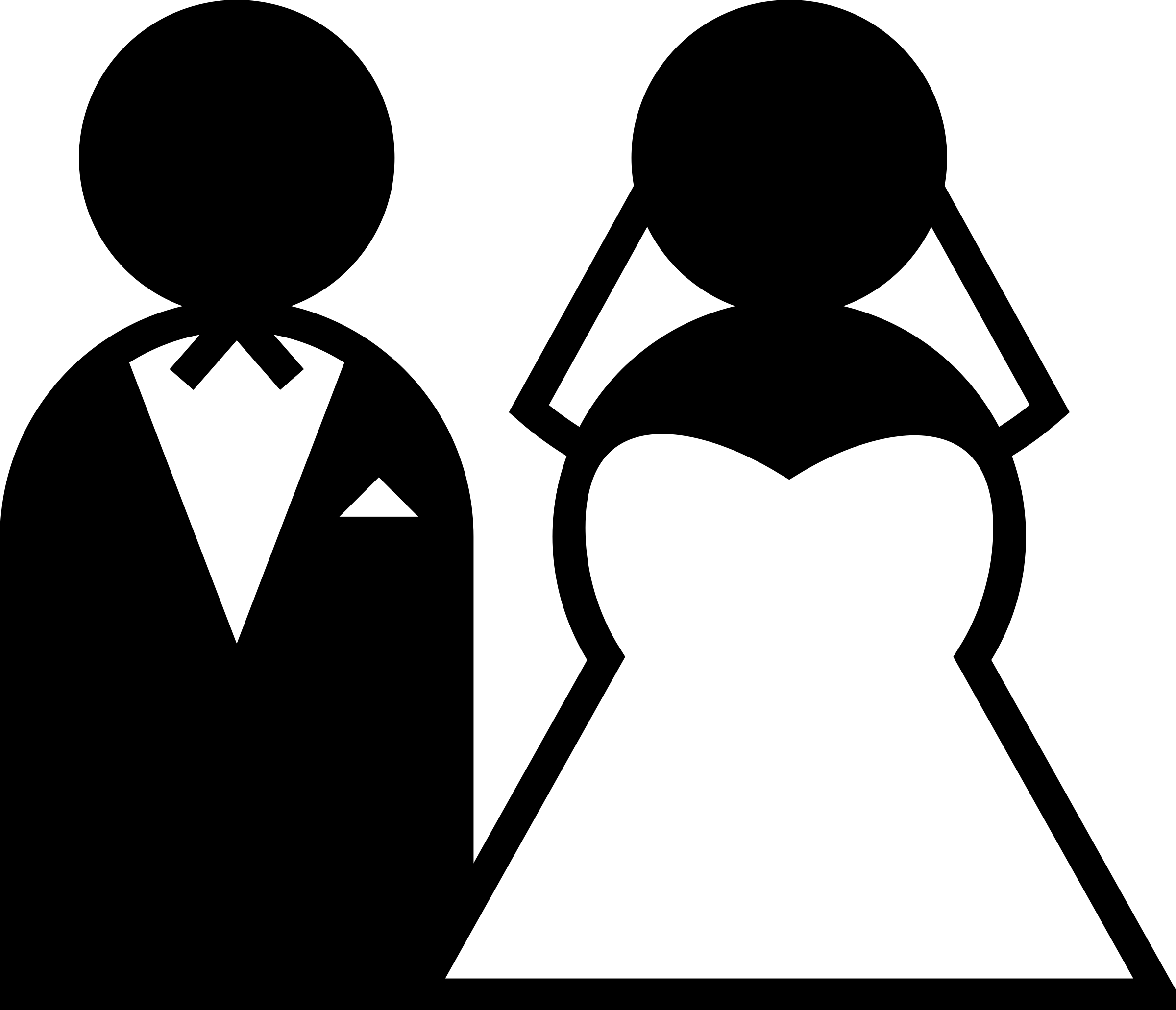 wedding sign by Anonymous