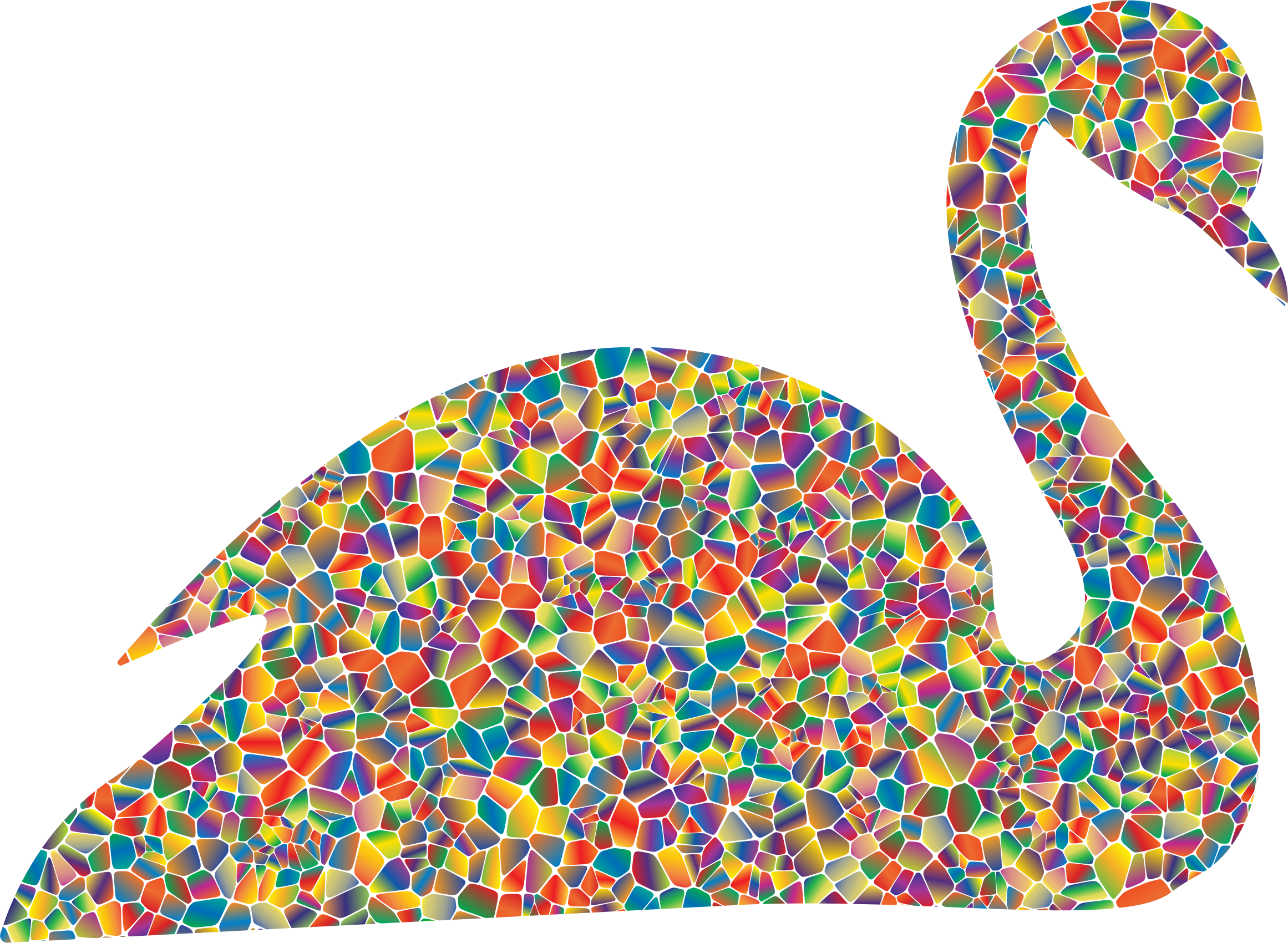 Polyprismatic Tiled Swan by GDJ