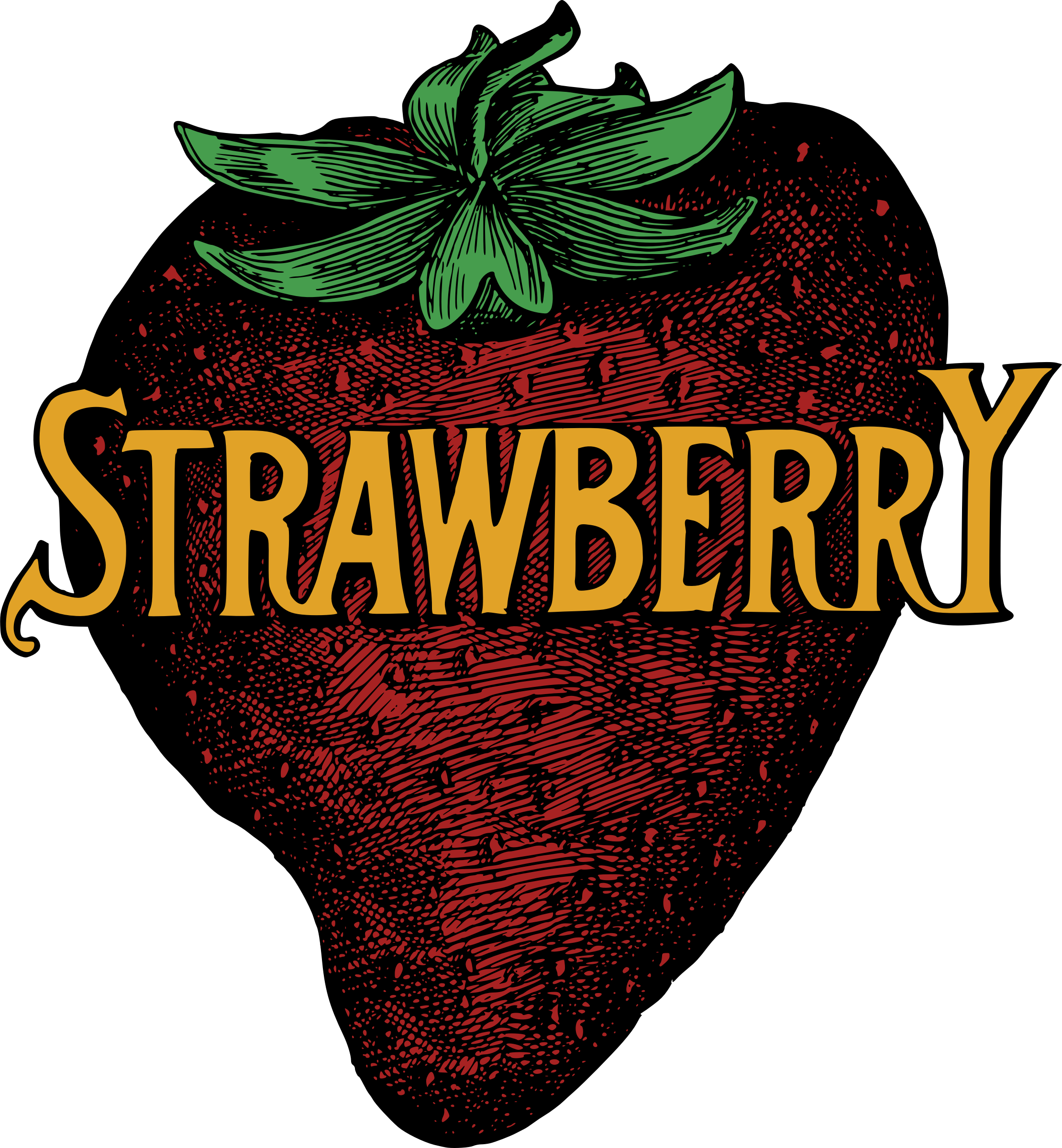 Strawberry - Text by j4p4n