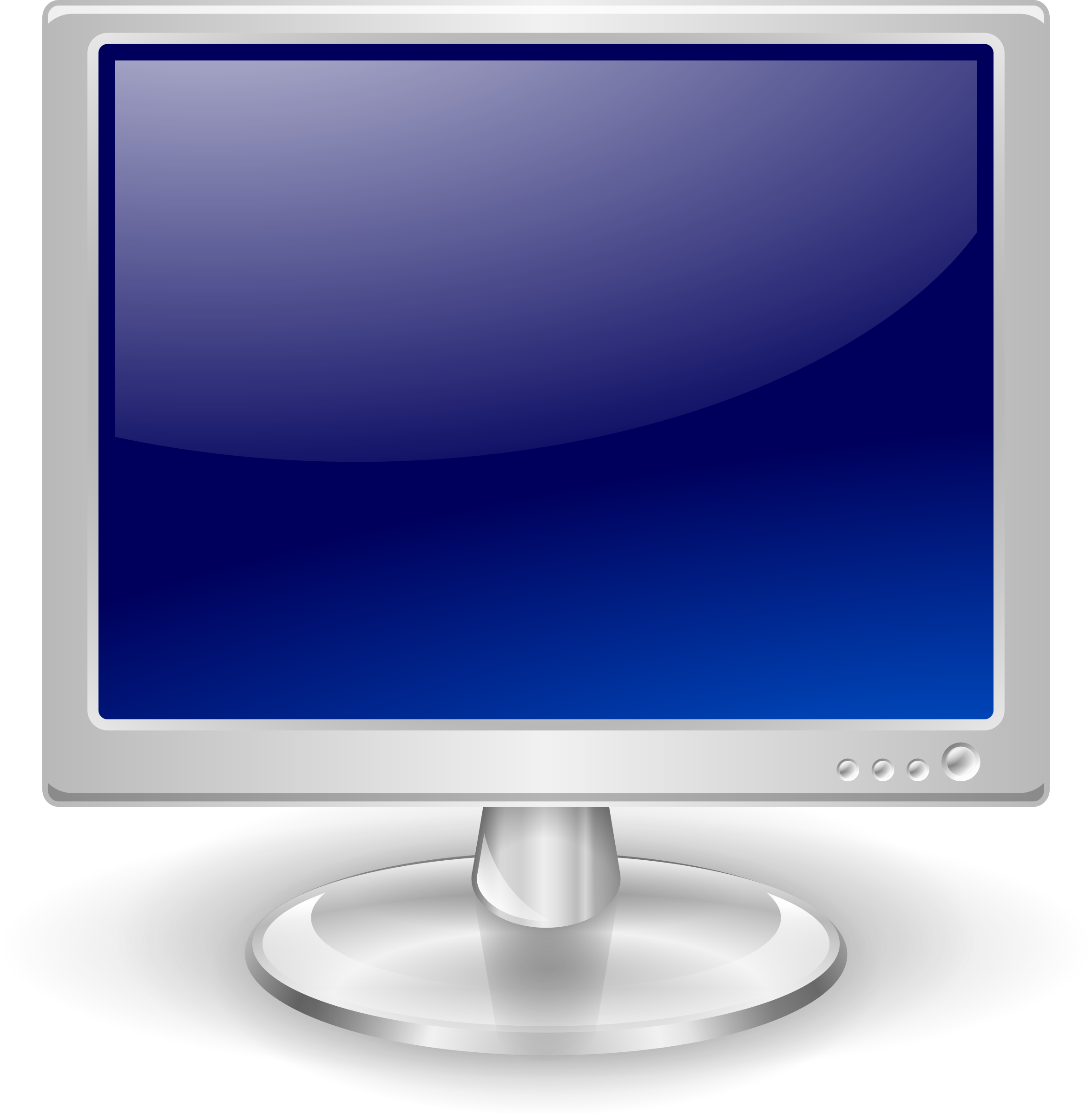 lcd monitor by Anonymous