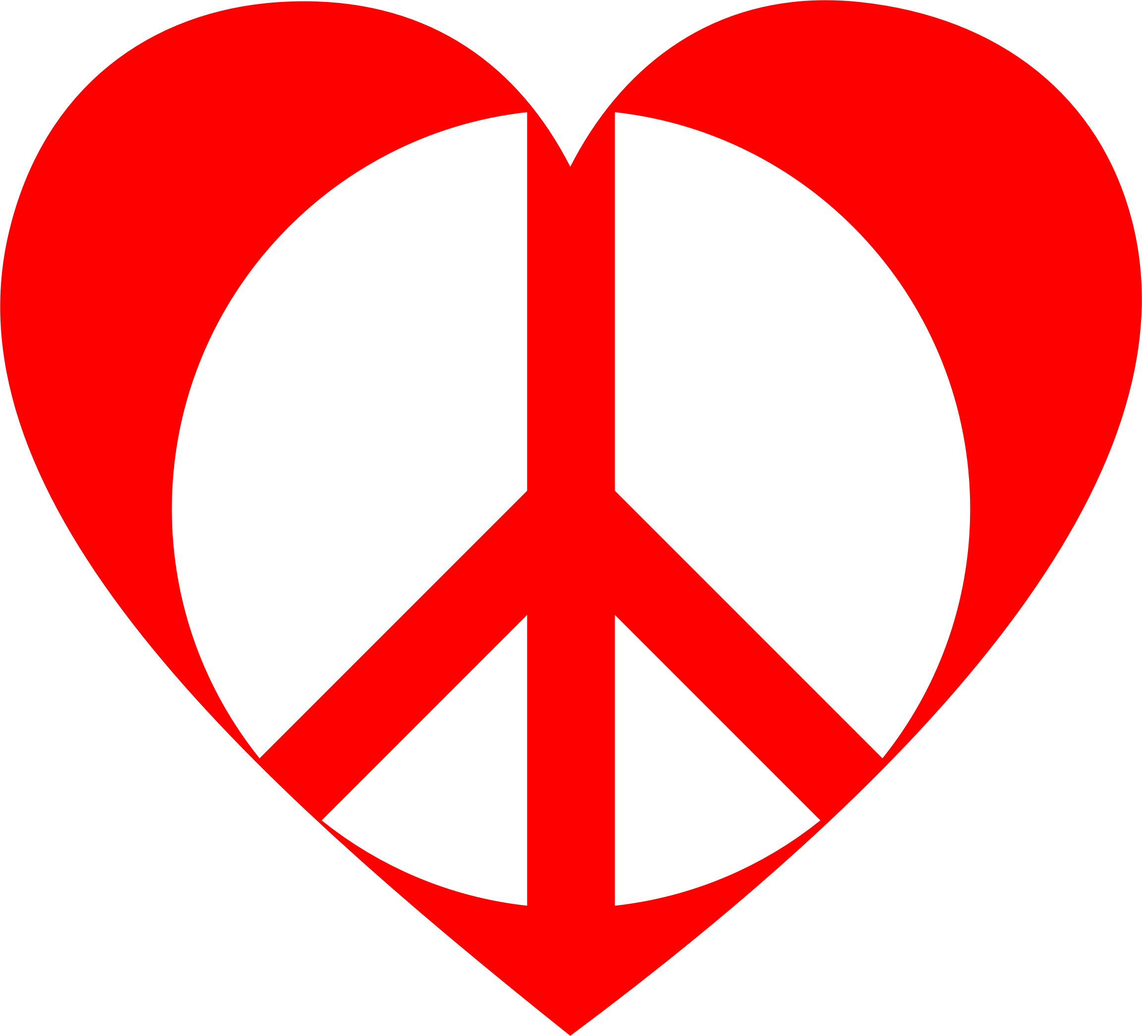 Peace Heart Mark II by GDJ