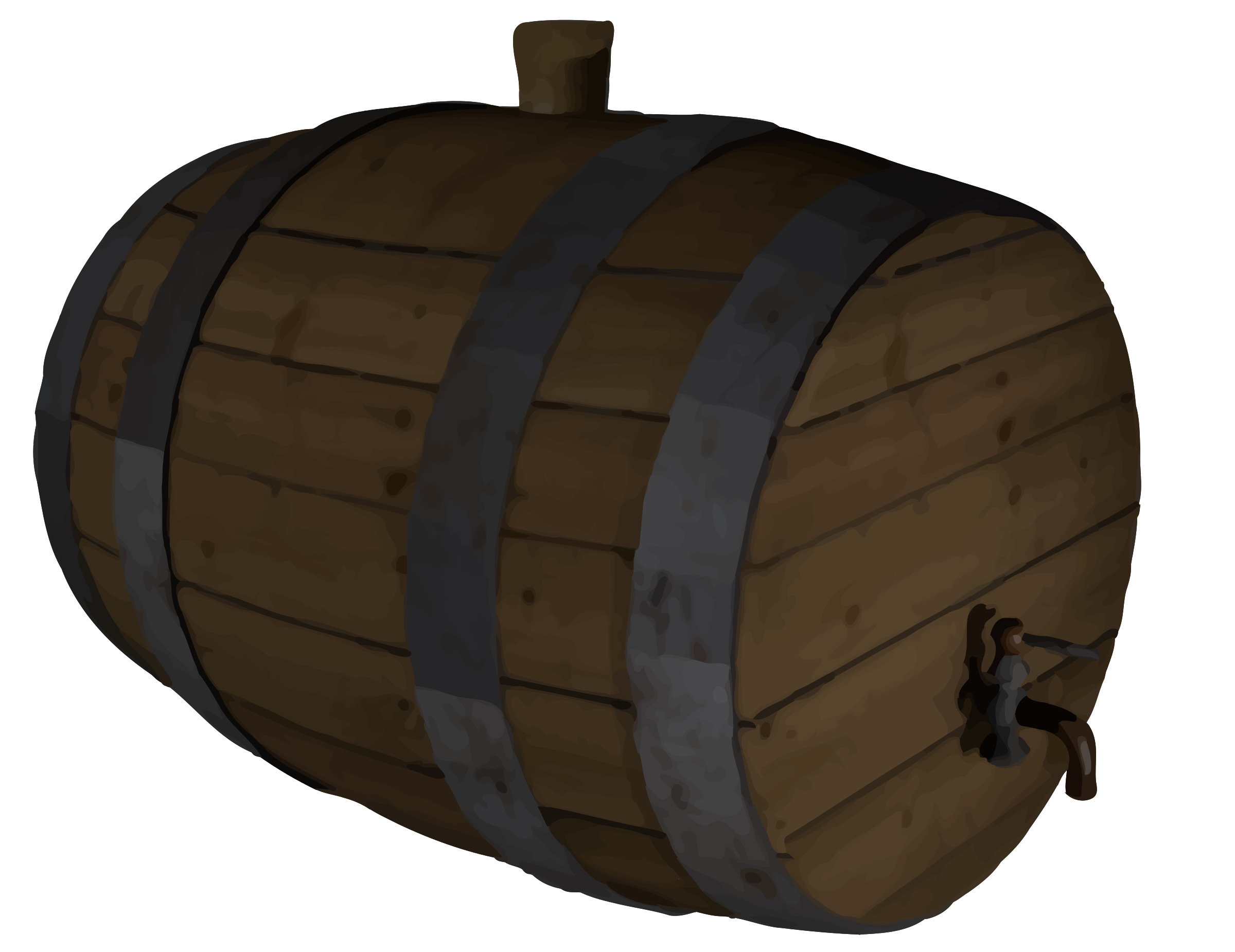 Beer barrel by Firkin