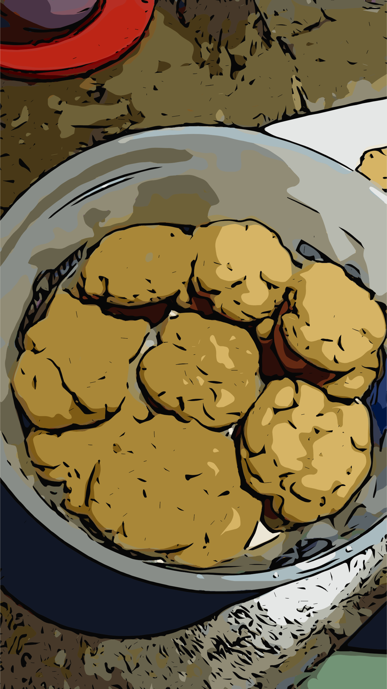 Moms peanut butter cookies by rejon