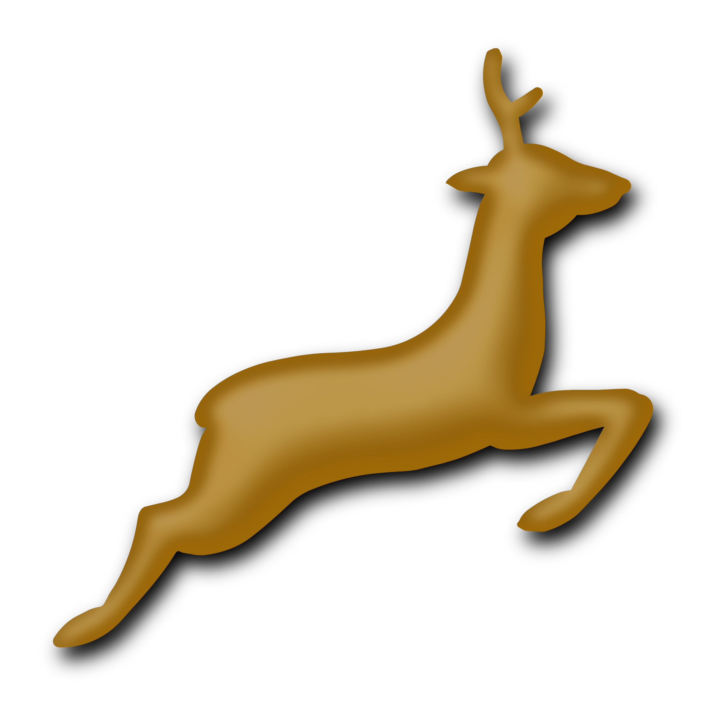 Deer 3 by Firkin