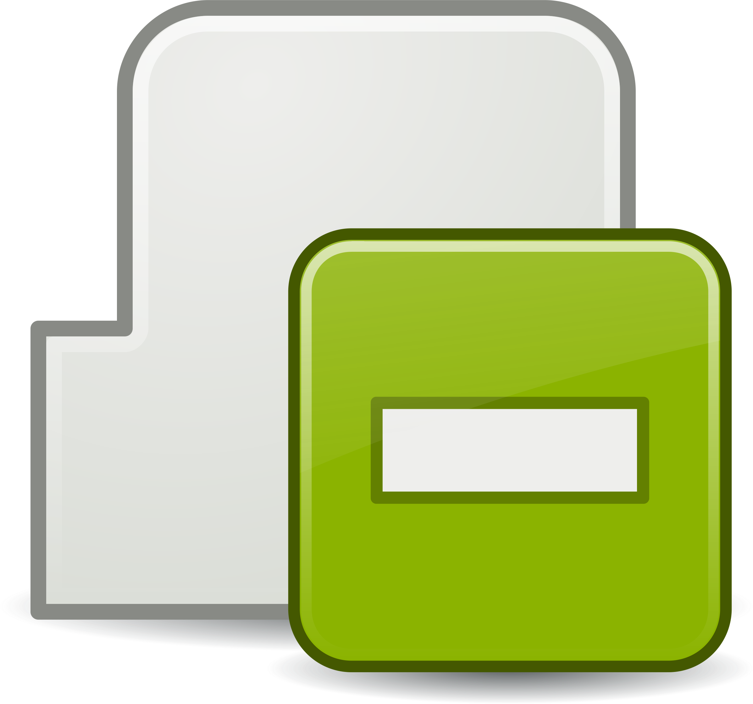 Subtract Tab Icon by GDJ