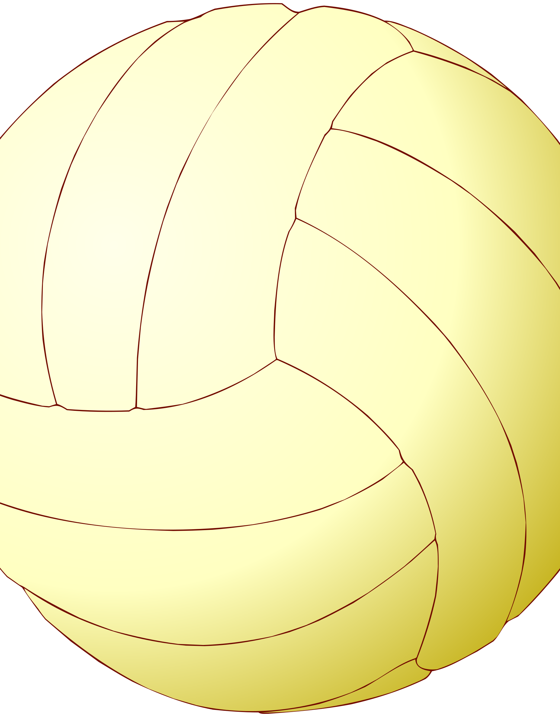 Volleyball by Anonymous