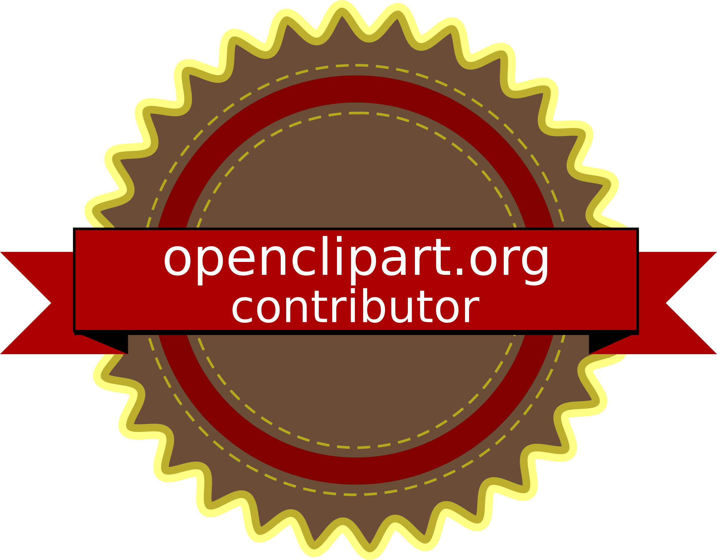 Contributor Badge by algotruneman