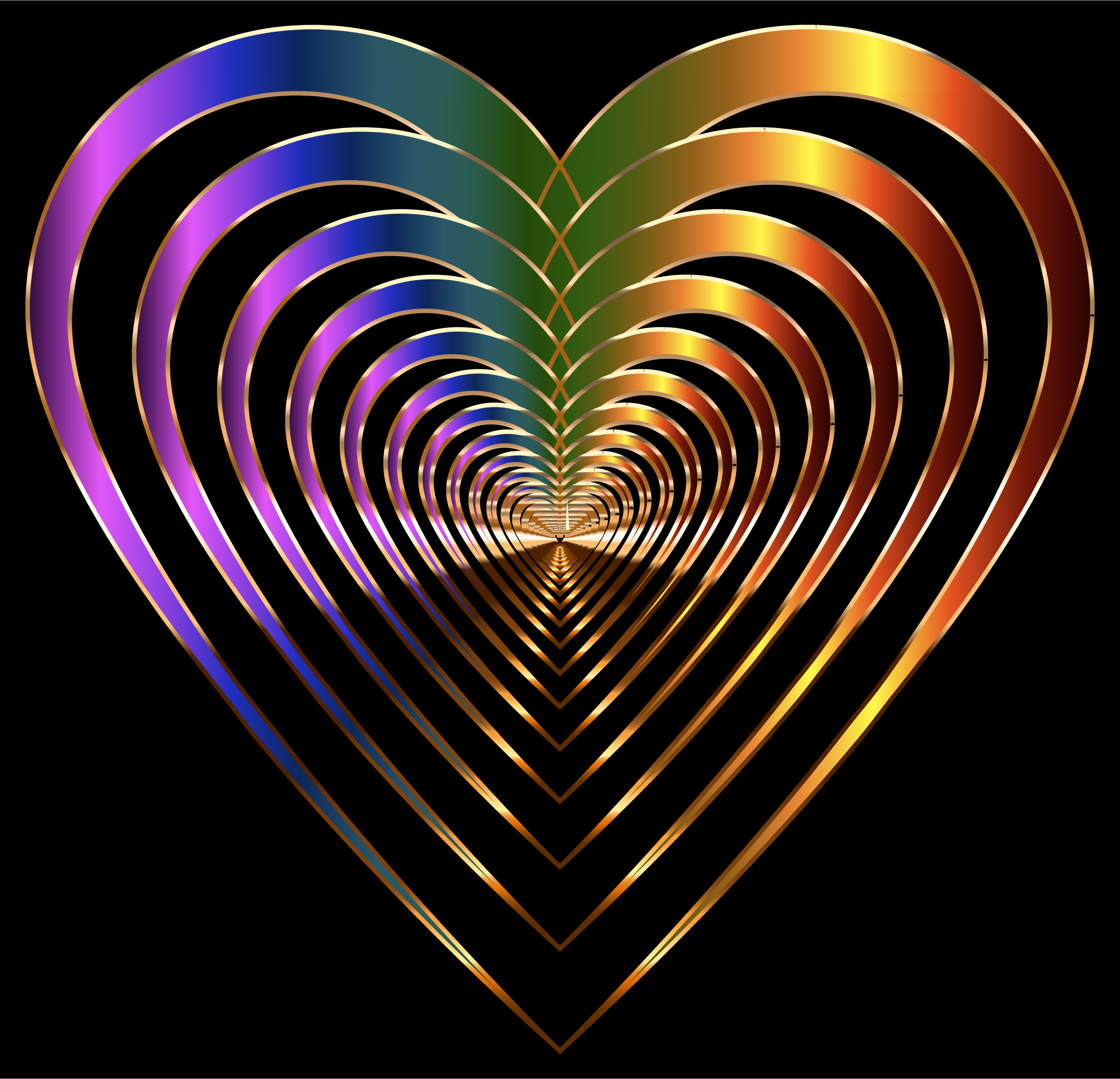 Chromatic Love 2 by GDJ
