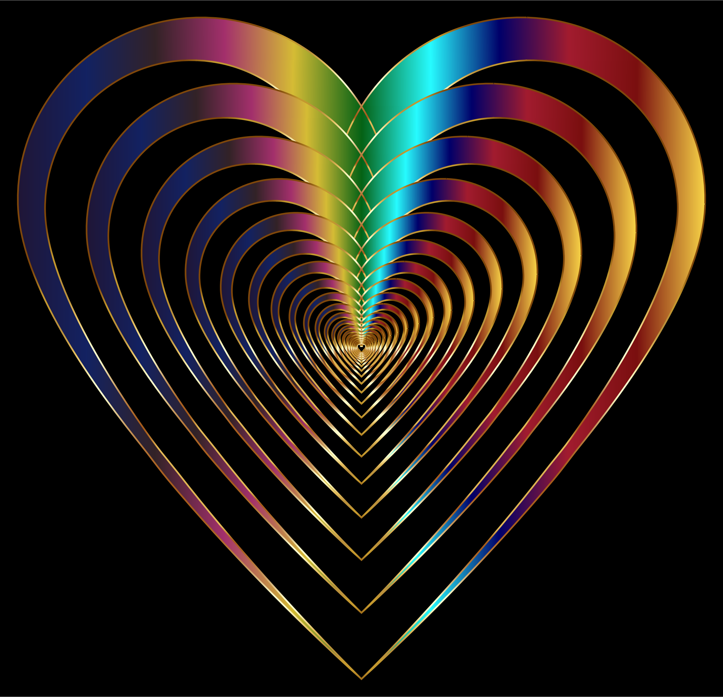 Chromatic Love 5 by GDJ