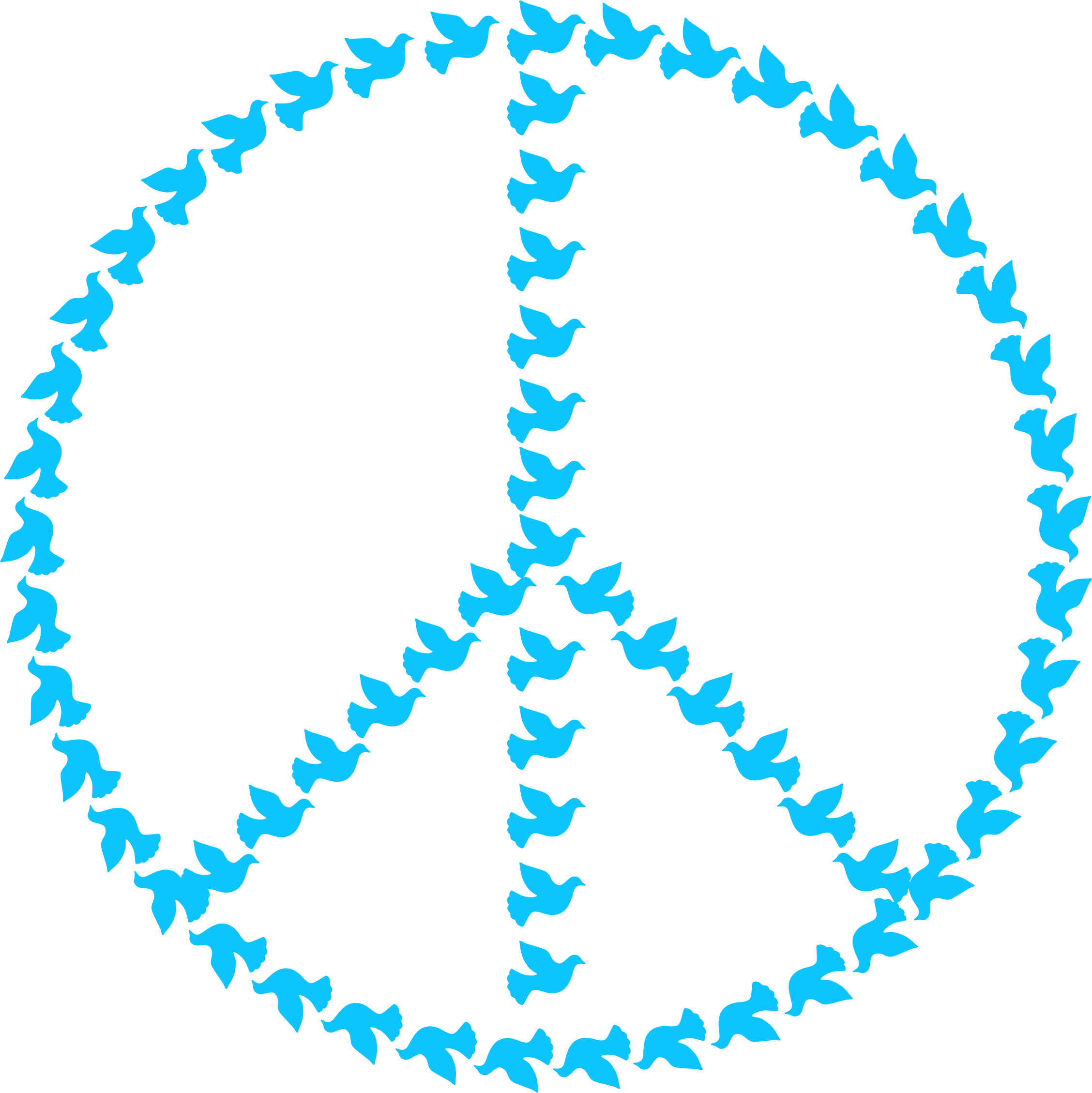 Peace Dove Sign by GDJ