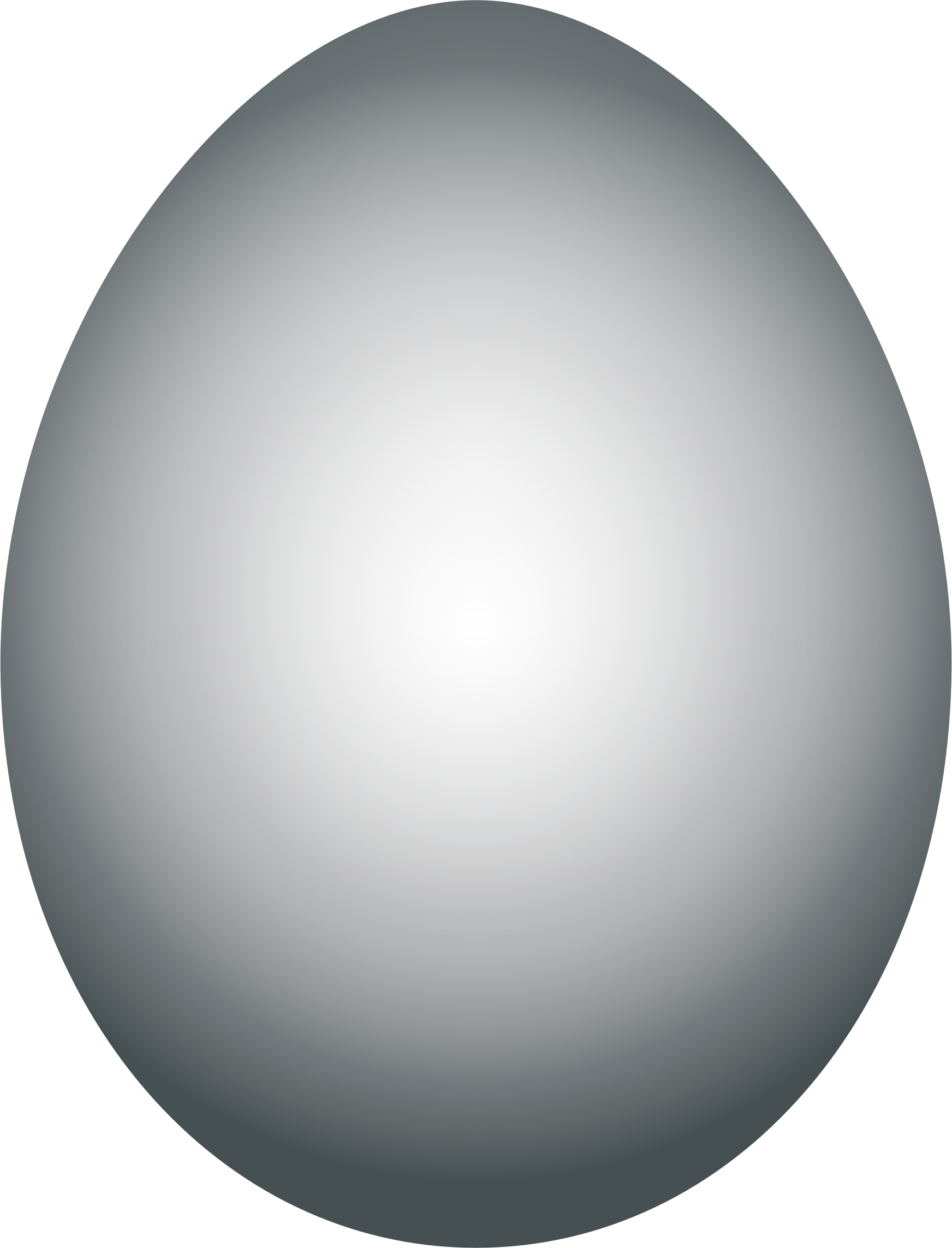 Grayscale Easter Egg by GDJ