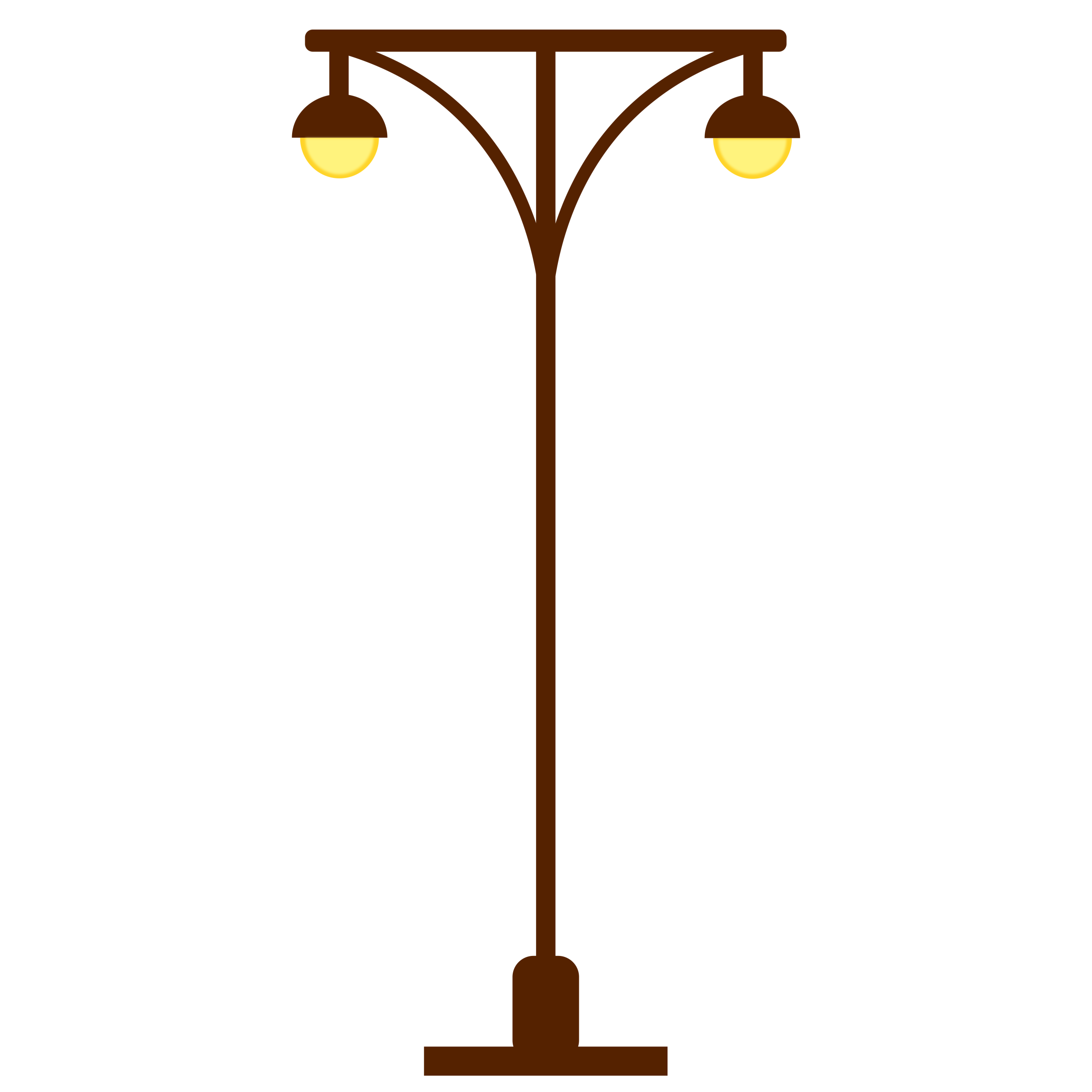 Clipart street lamp post light post two lights street lamp post light post two lights mozeypictures Gallery