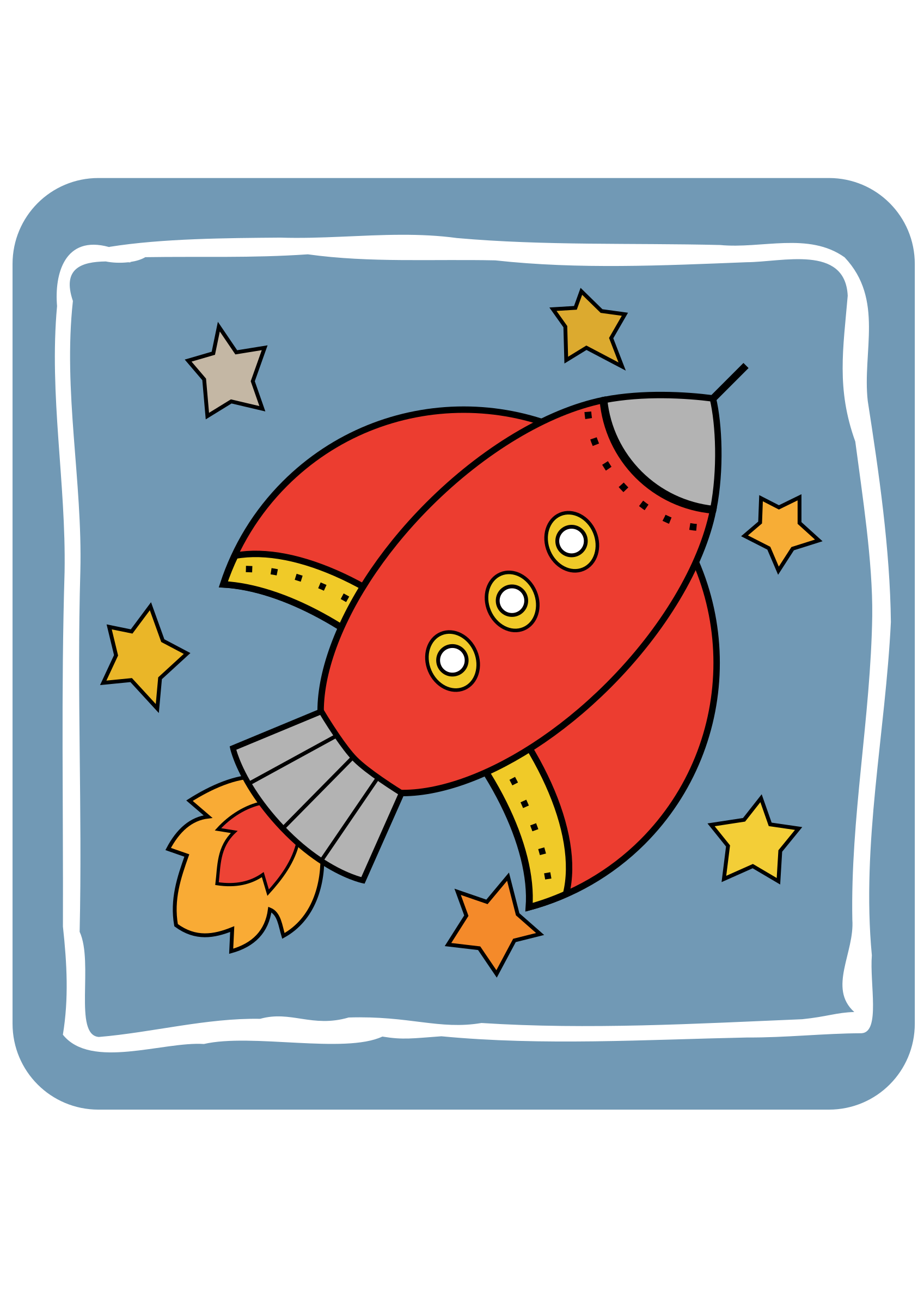 Icon Rocket 1 by ejmillan