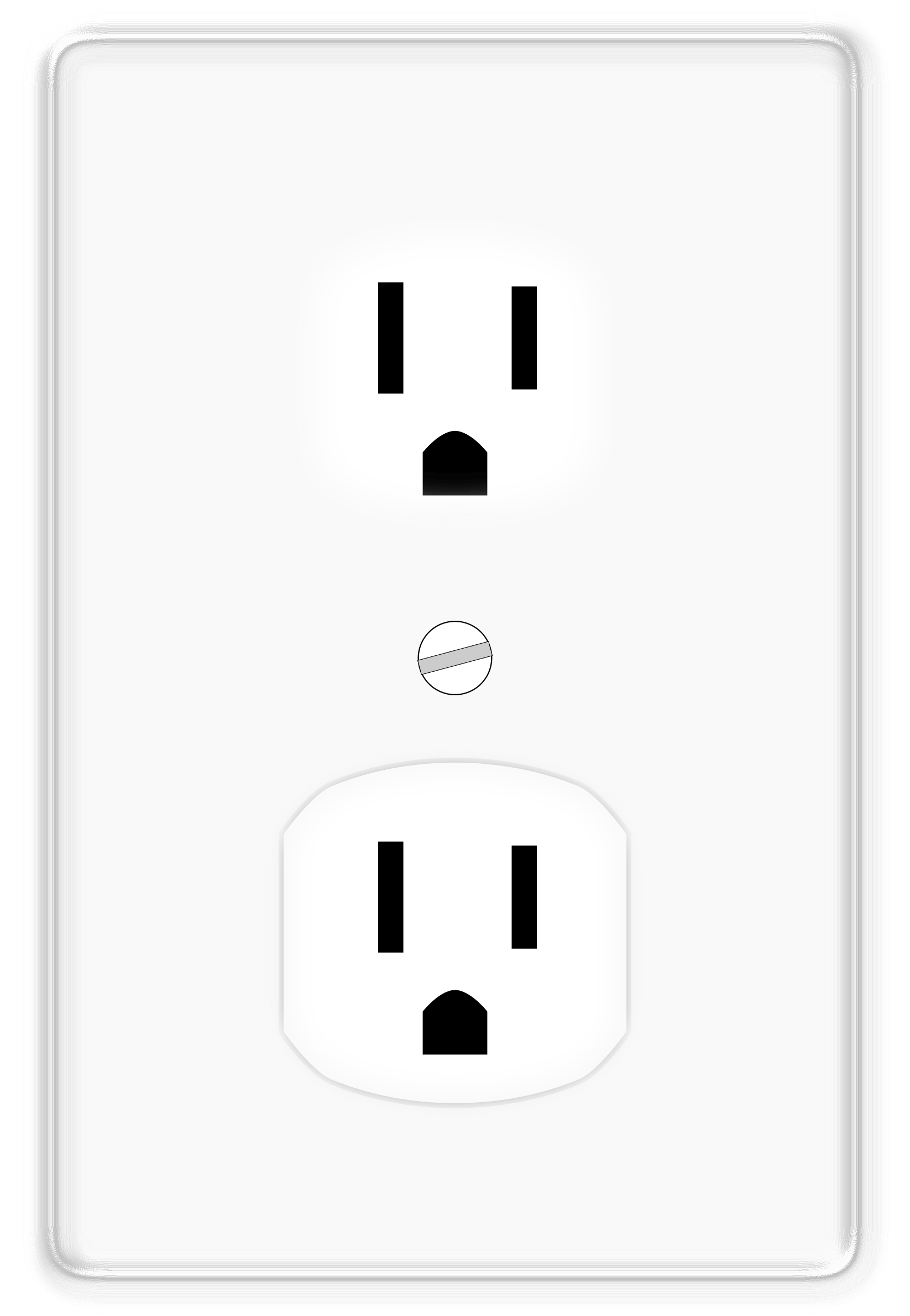 Duplex Socket (USA) by algotruneman