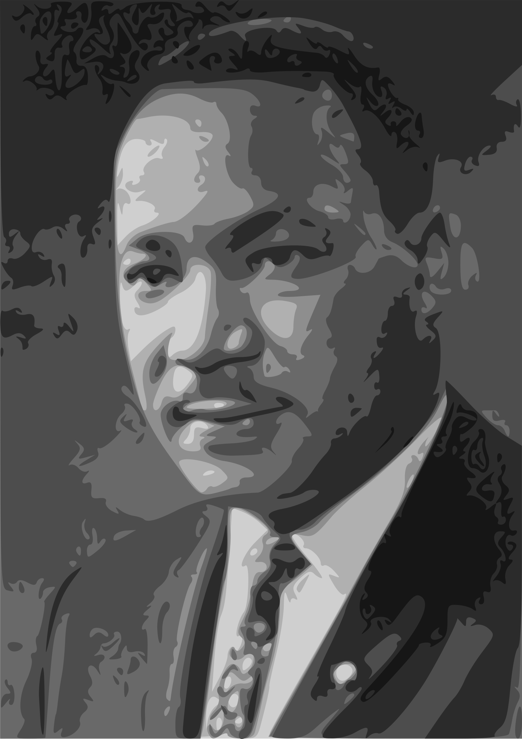 Martin Luther King Jr 02 by Anonymous
