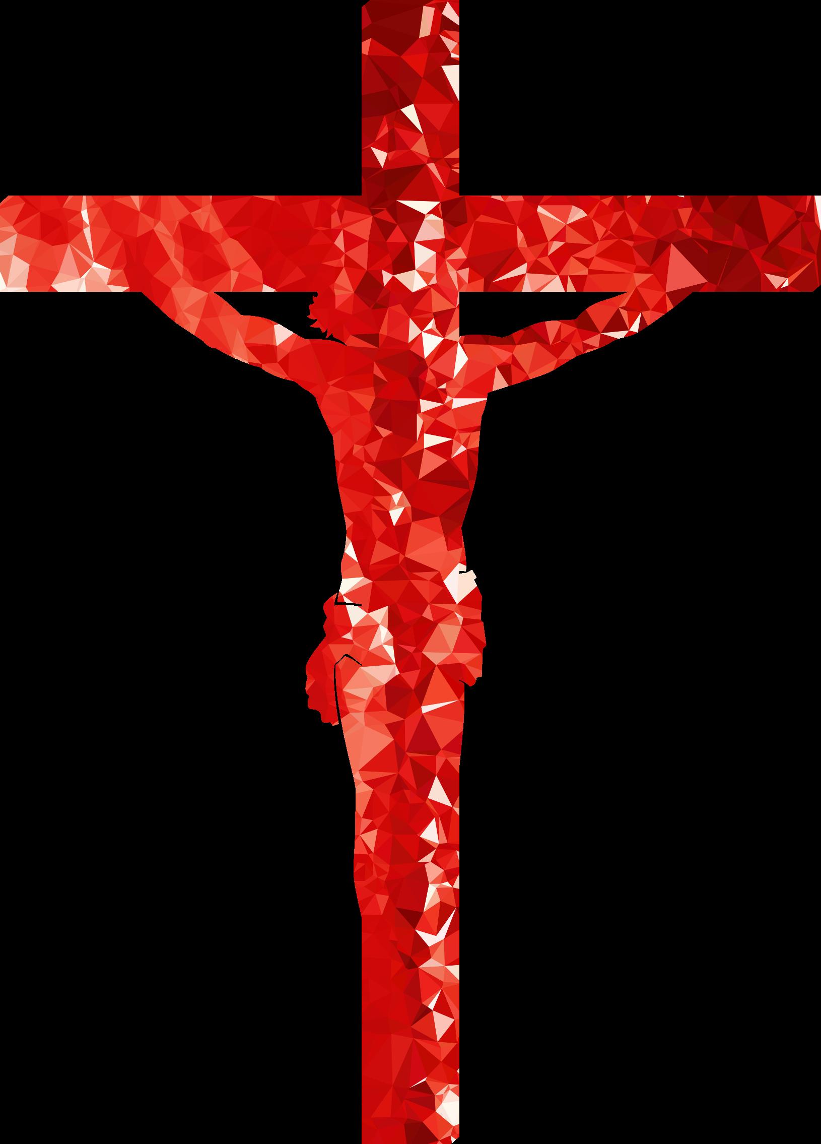 clipart ruby crucifix