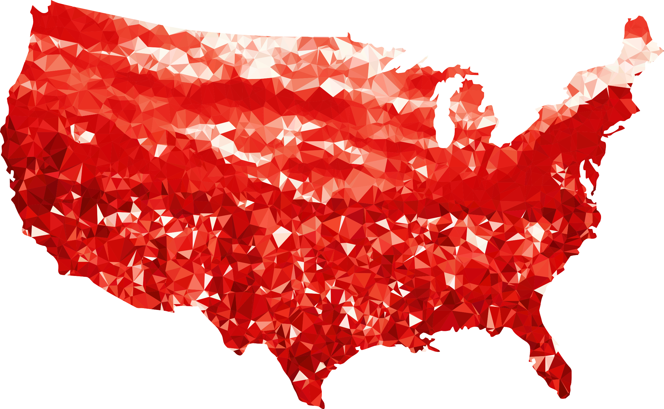 Ruby United States Map by GDJ