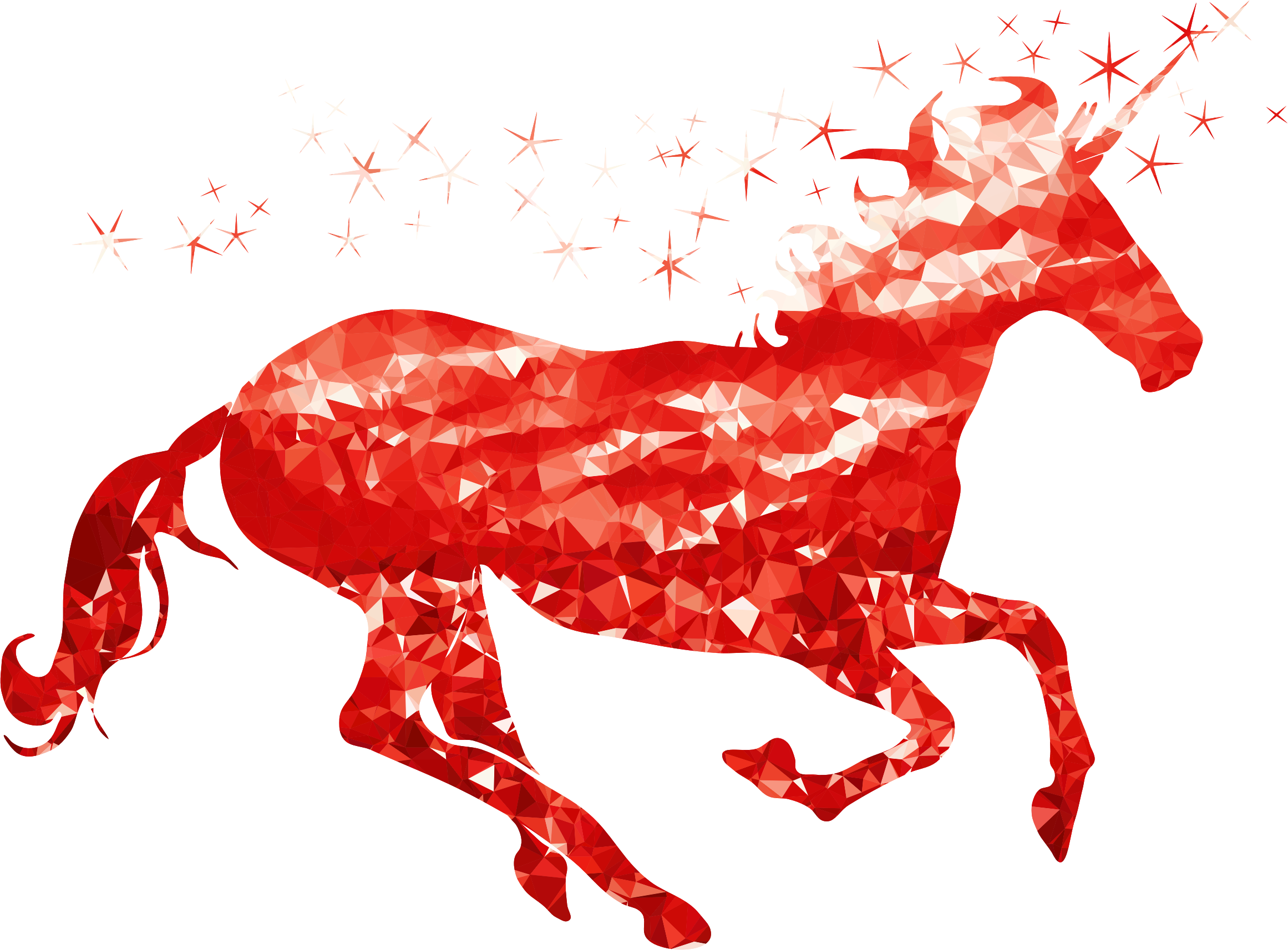 Ruby Unicorn by GDJ