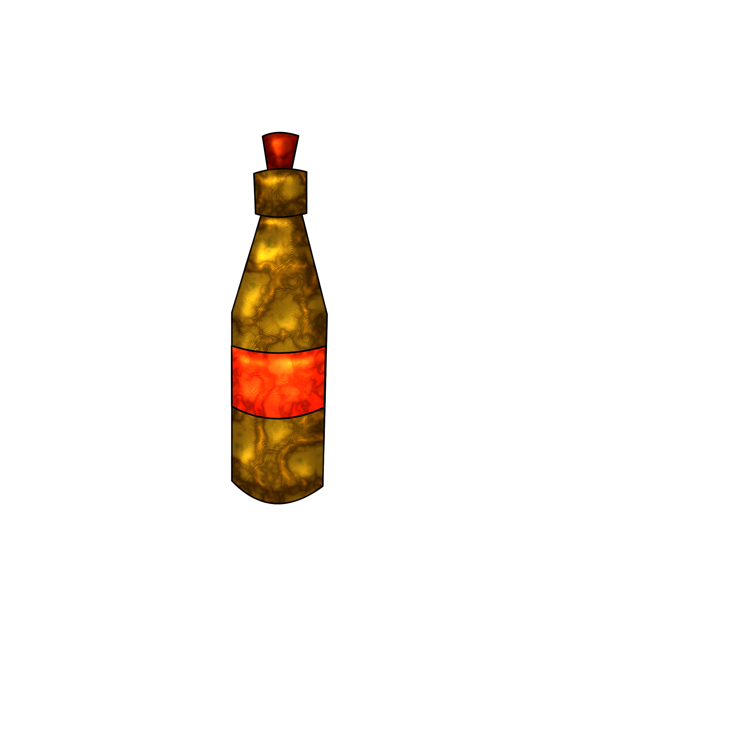 Bottle of ale by Flying Dutchman