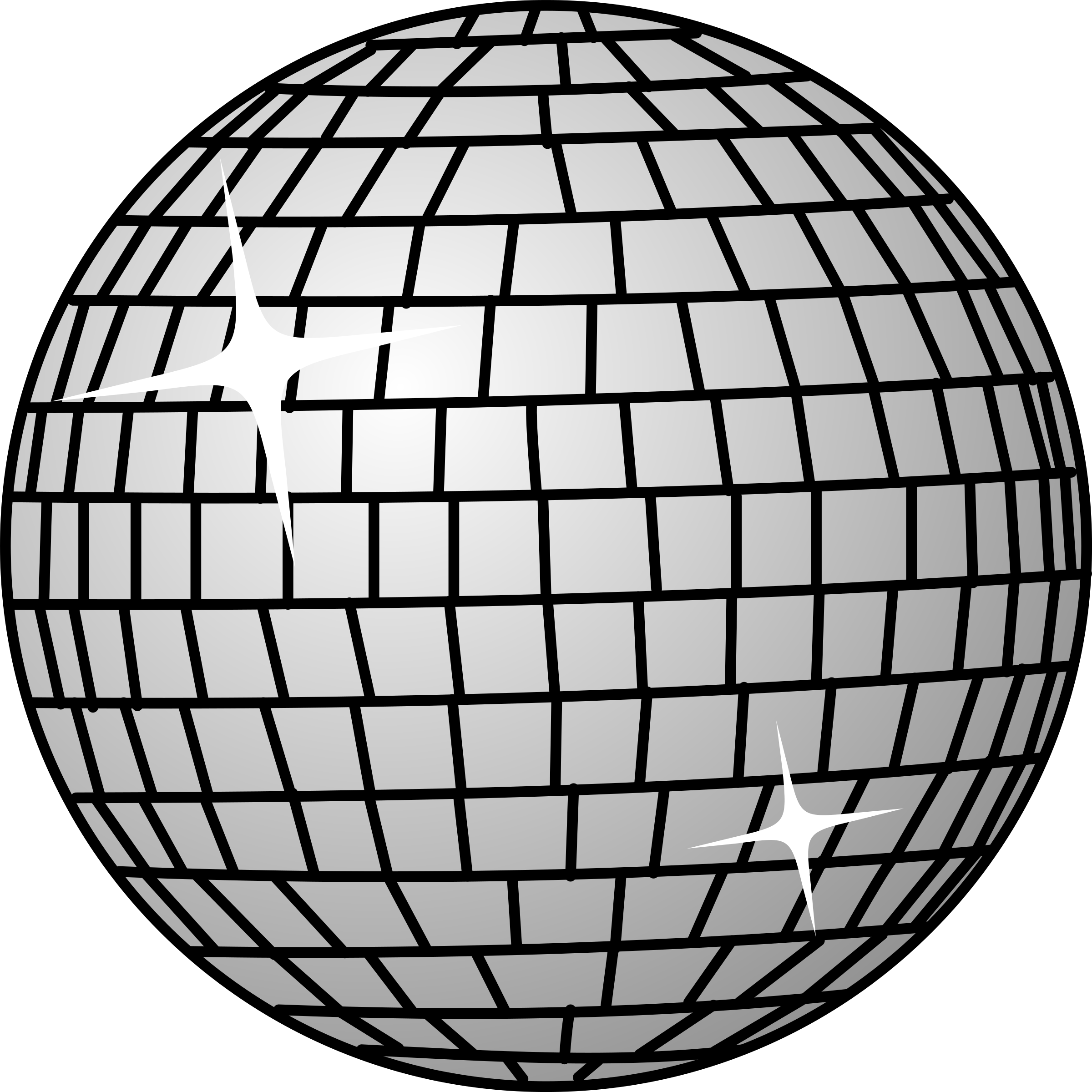 Disco ball by hs