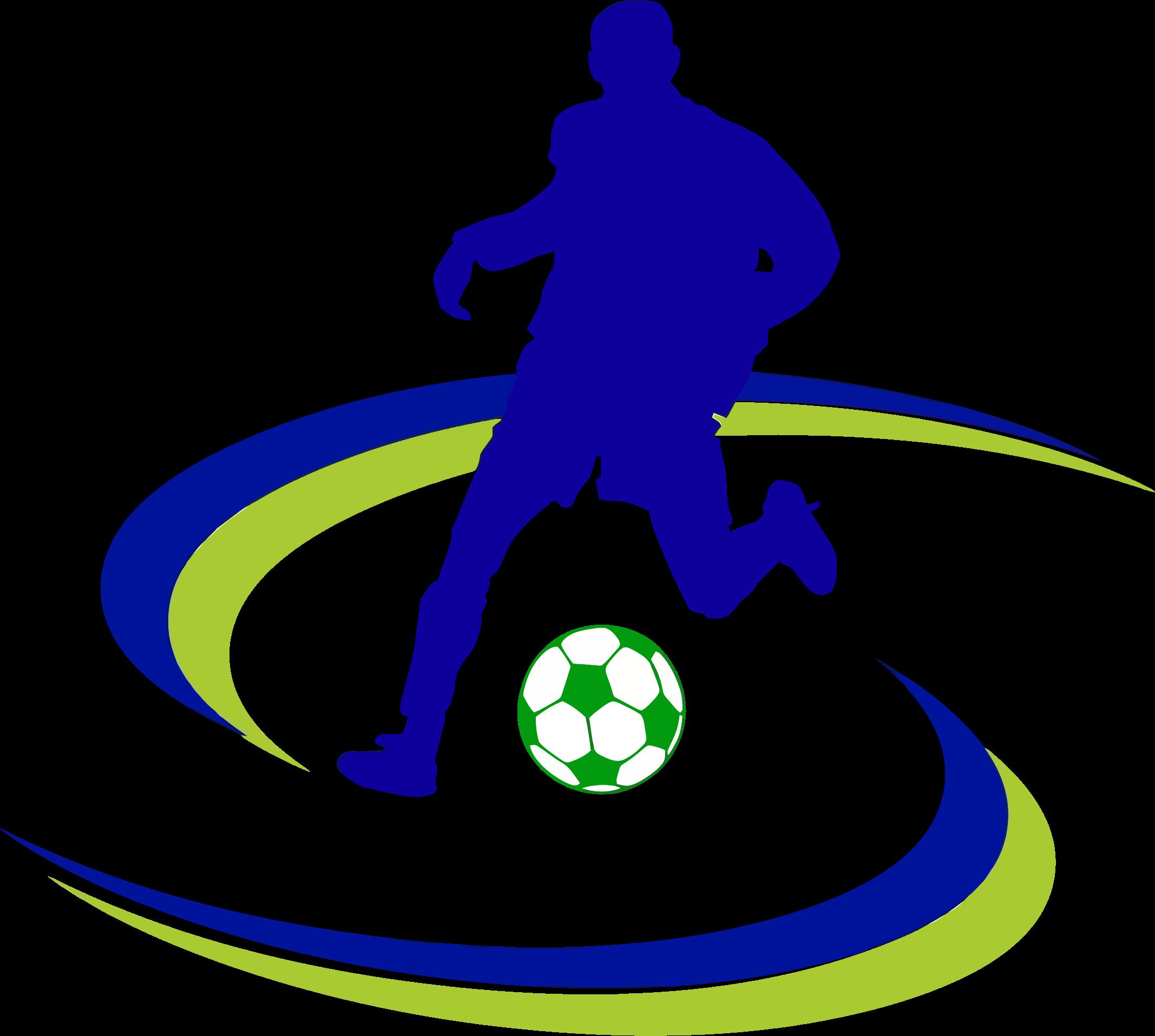 clipart soccer logo