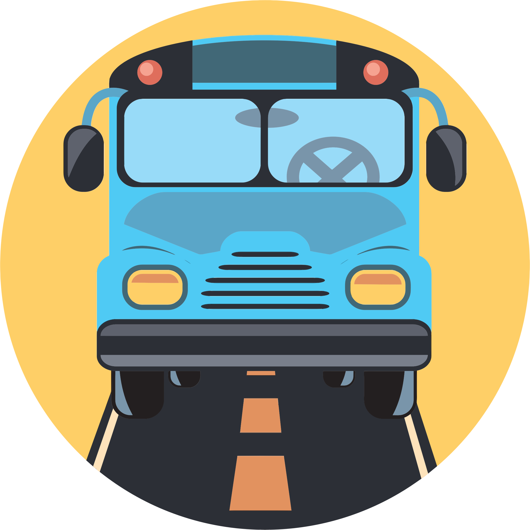 Bus Icon by GDJ