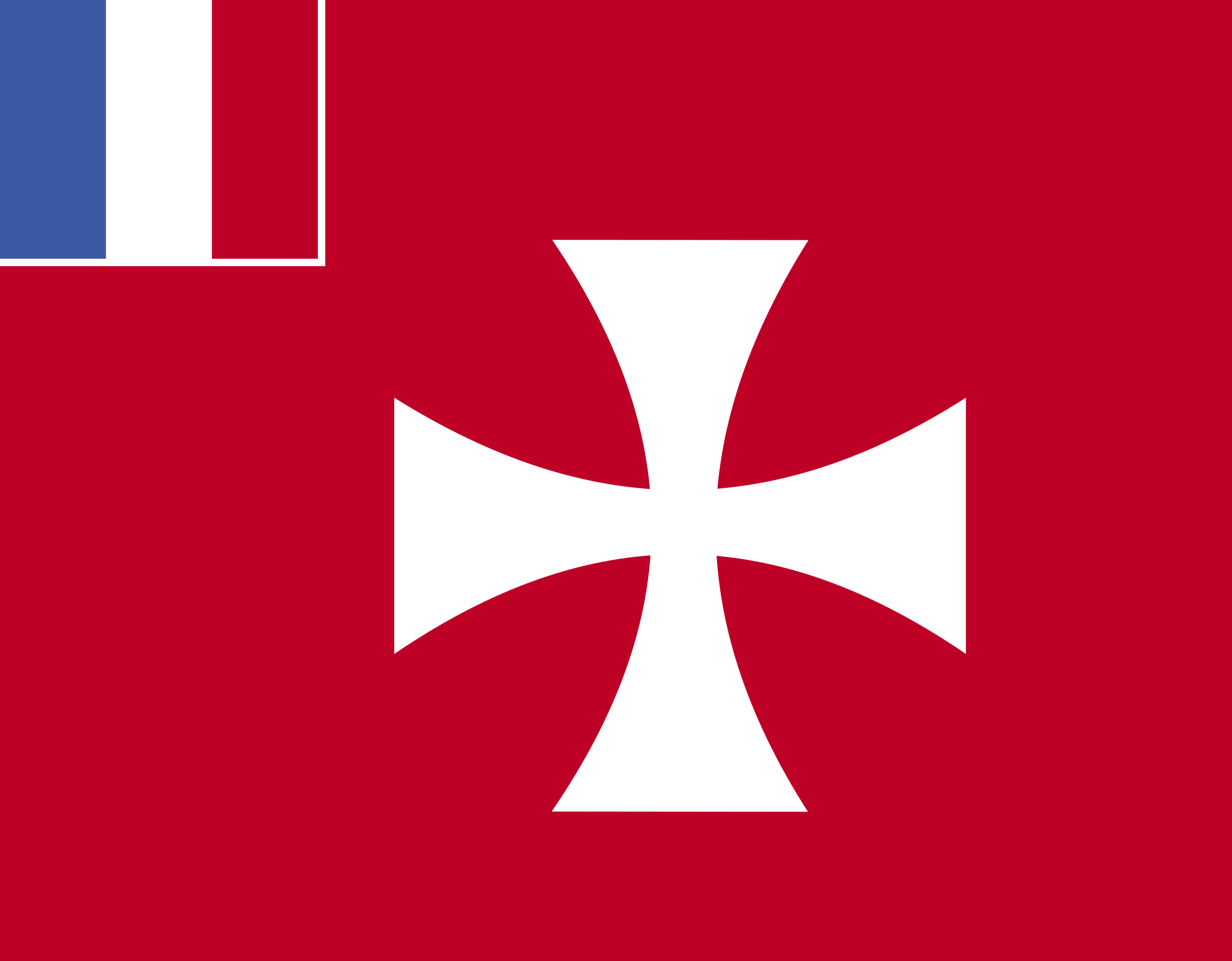 Flag of France Wallis and Futuna by andrewduhan