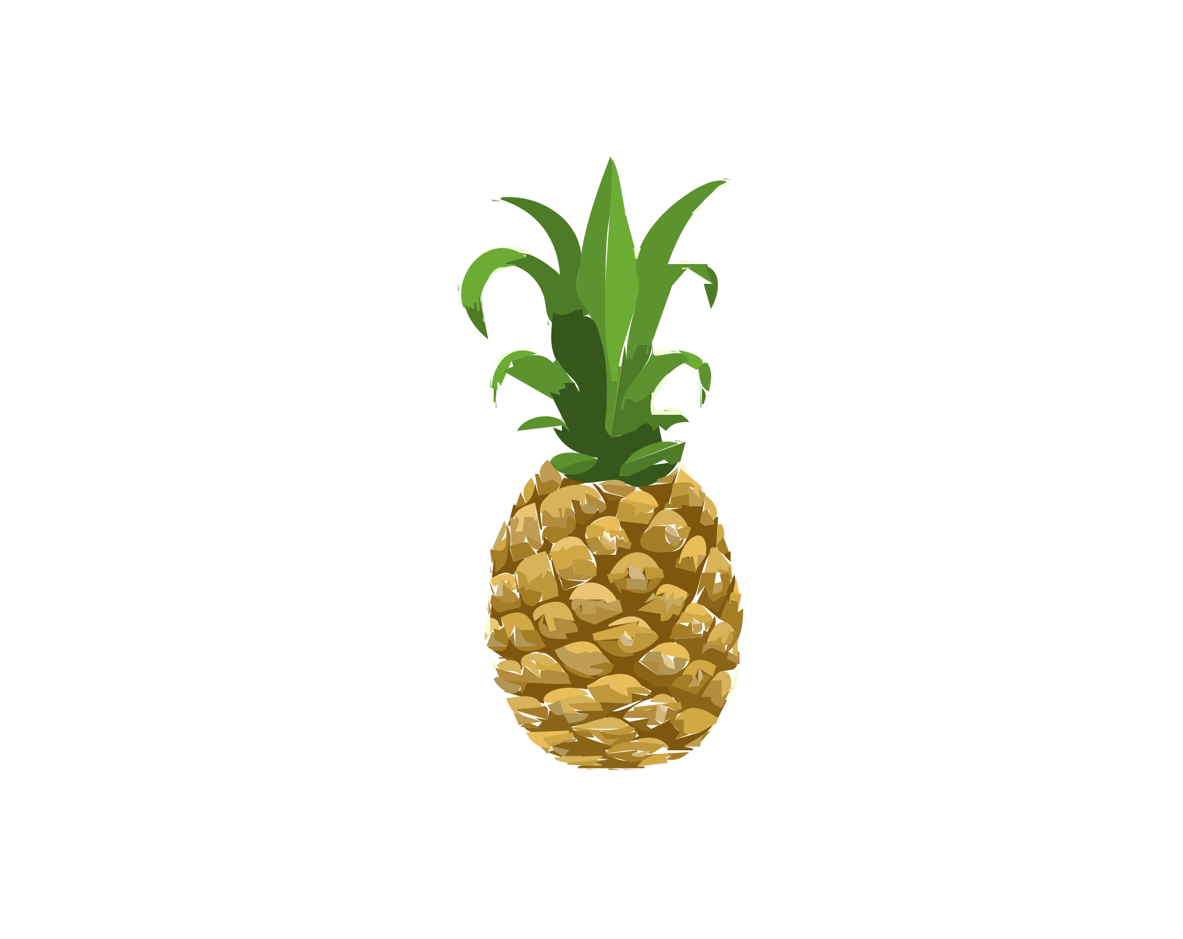 Food pineapple remix by Jeleniowaty