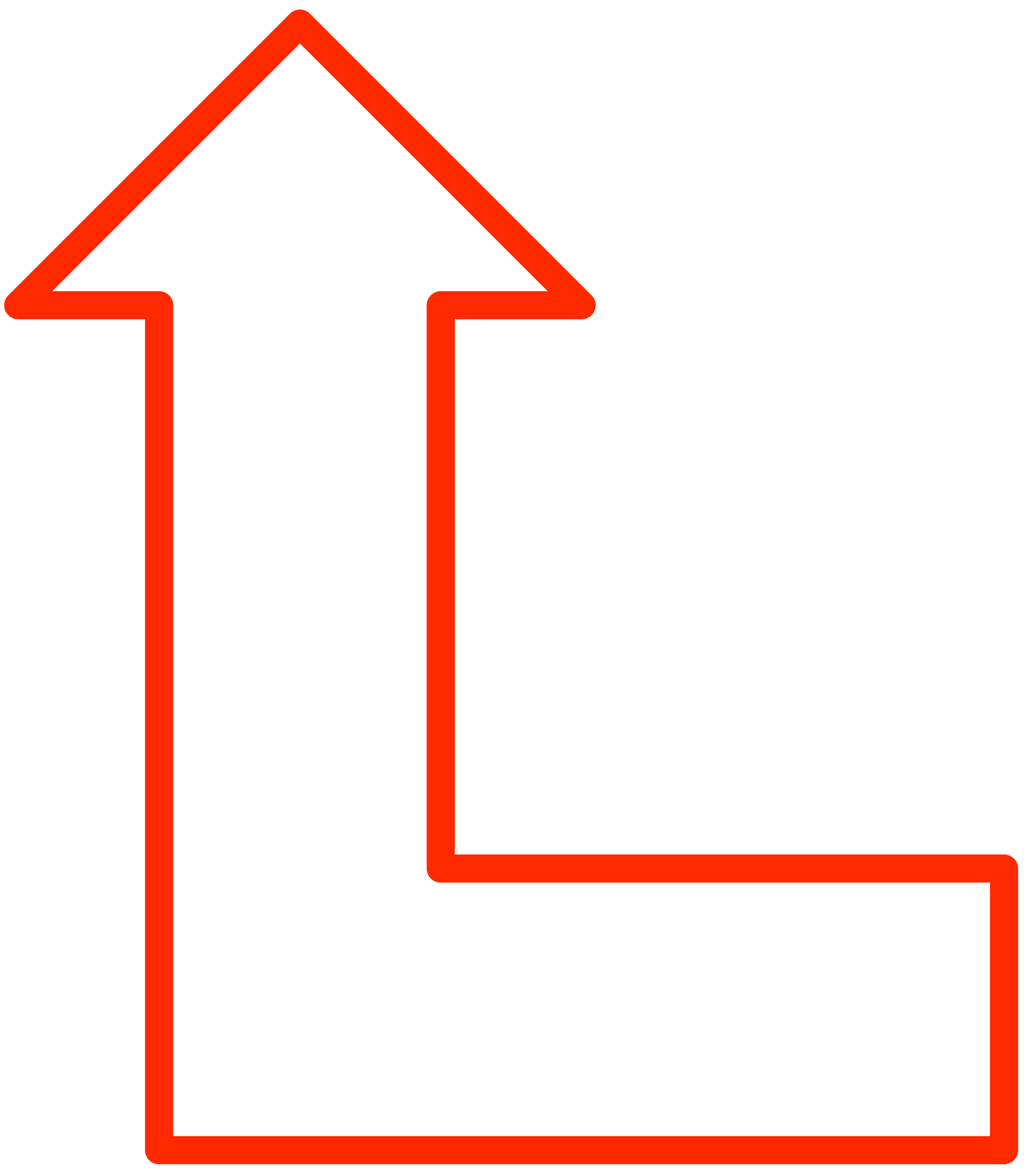 L-shaped arrow set 2 by Anonymous