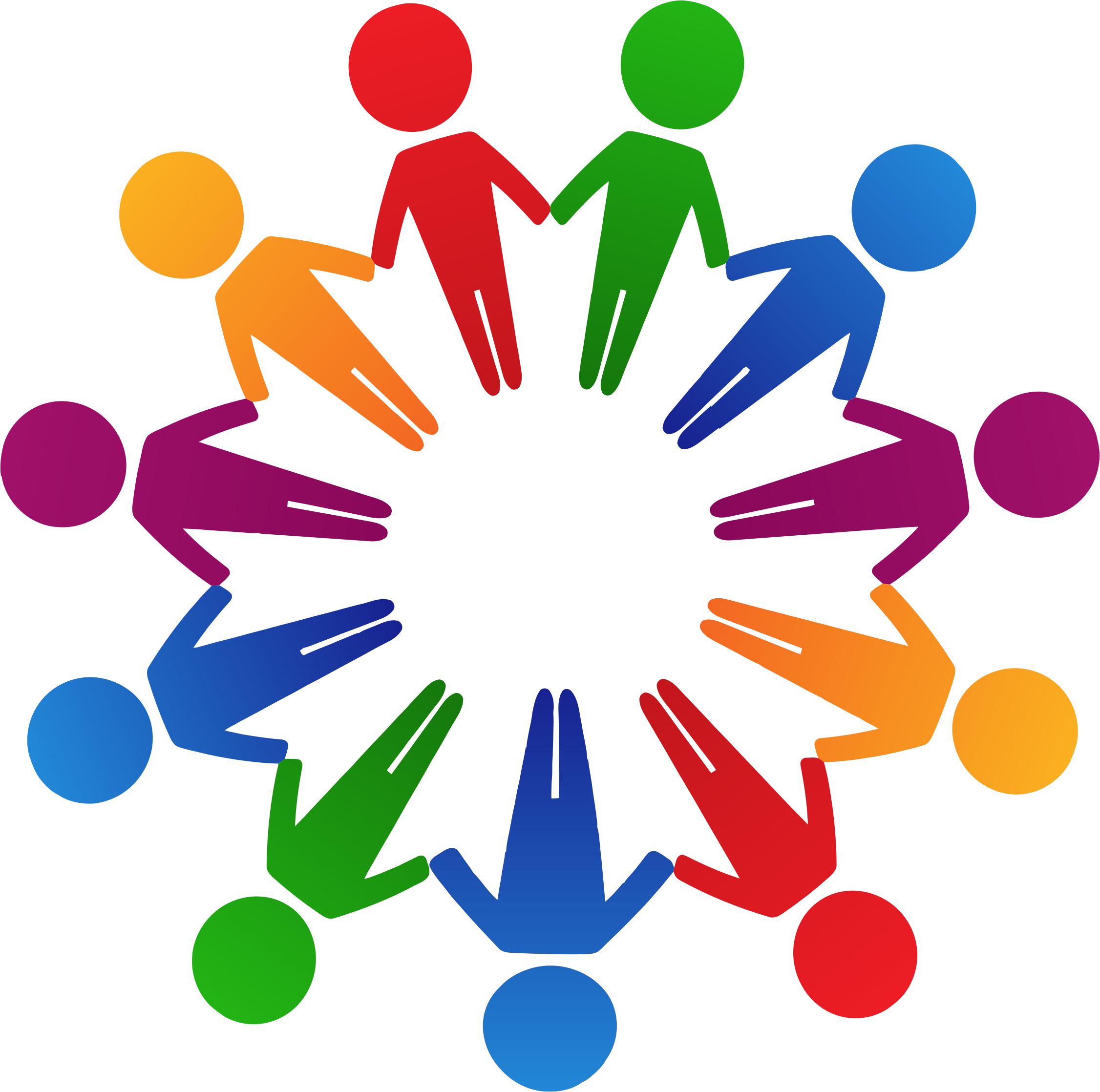 Multicultural Cooperation Circle by GDJ