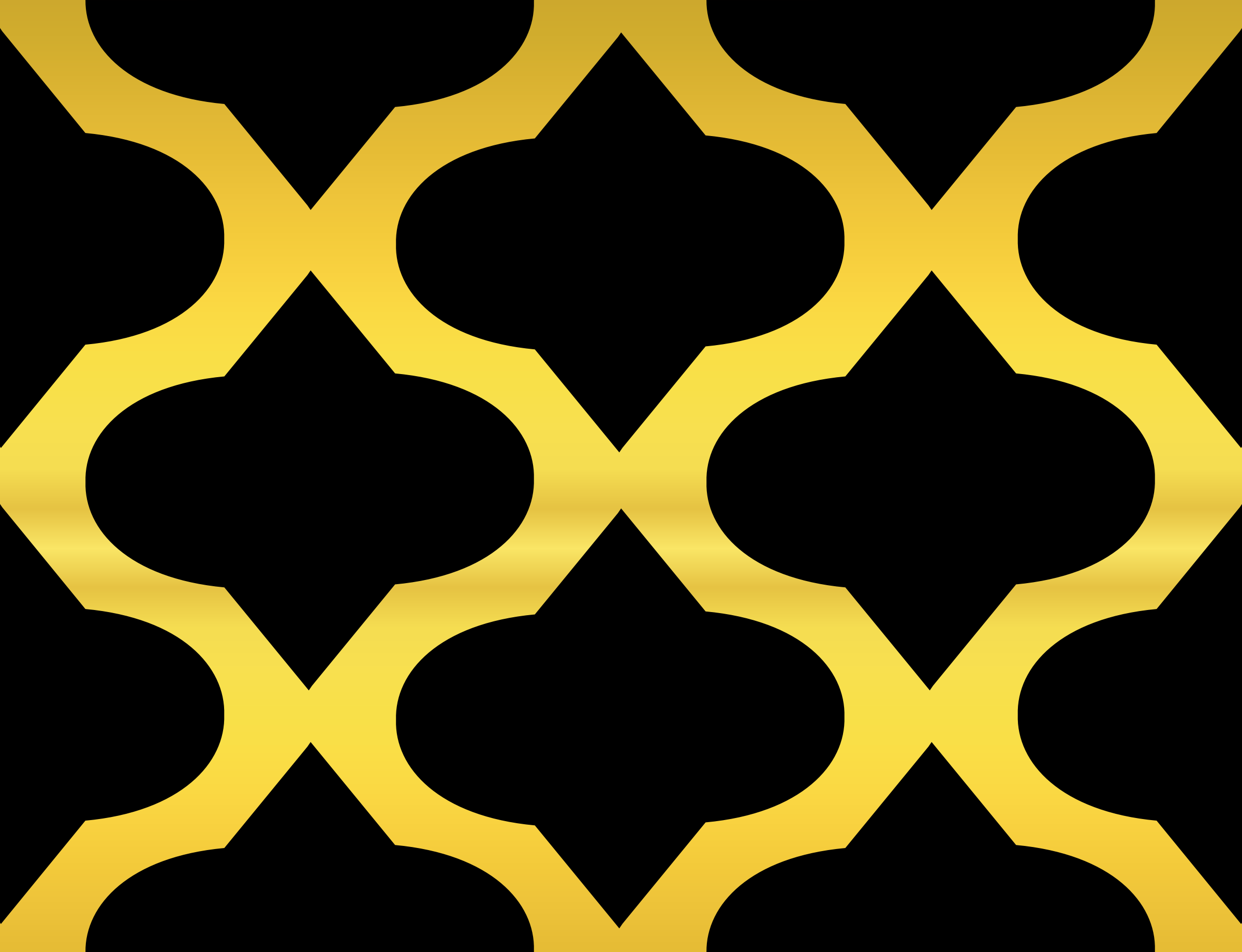 clipart gold pattern