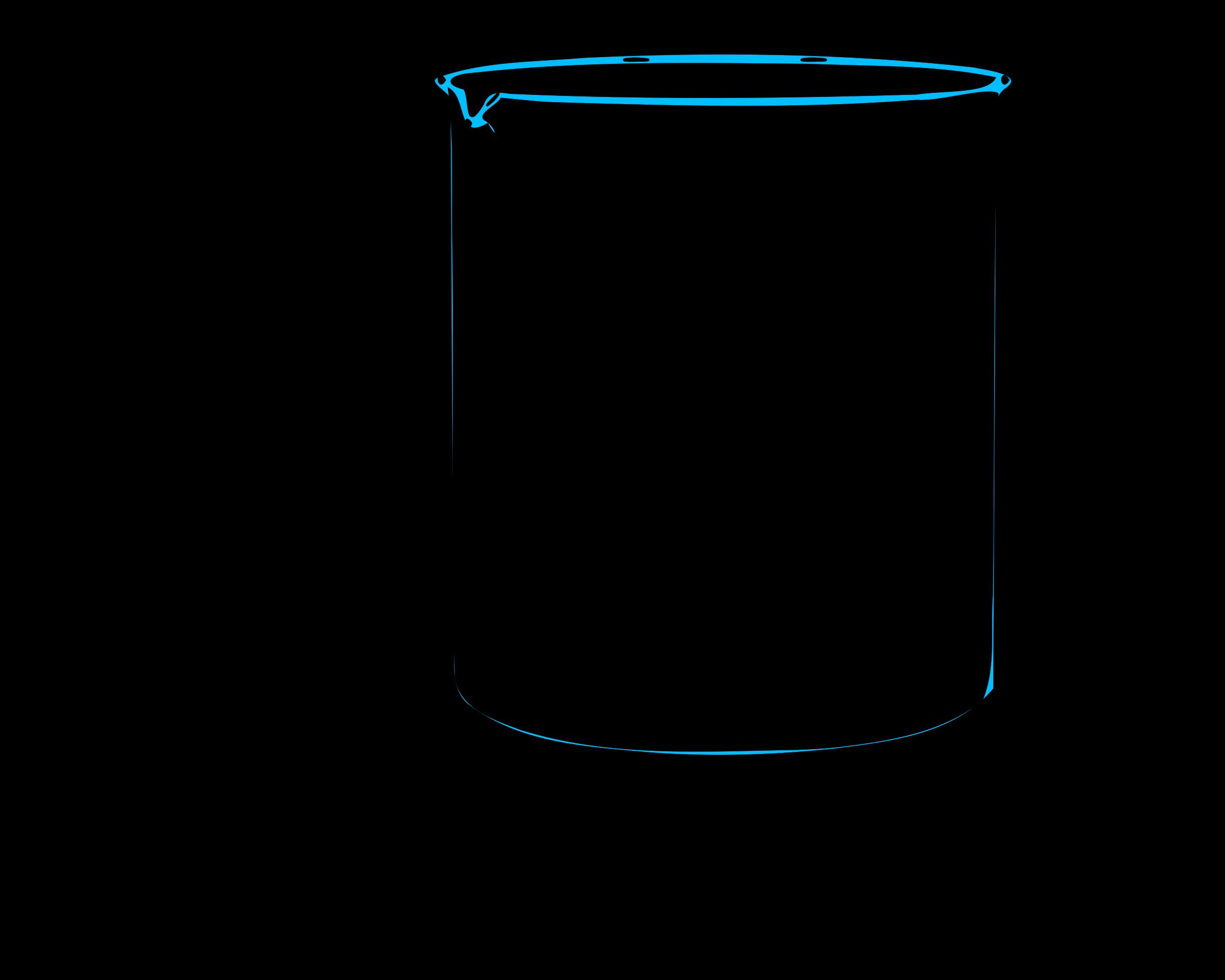 Clipart - Beaker