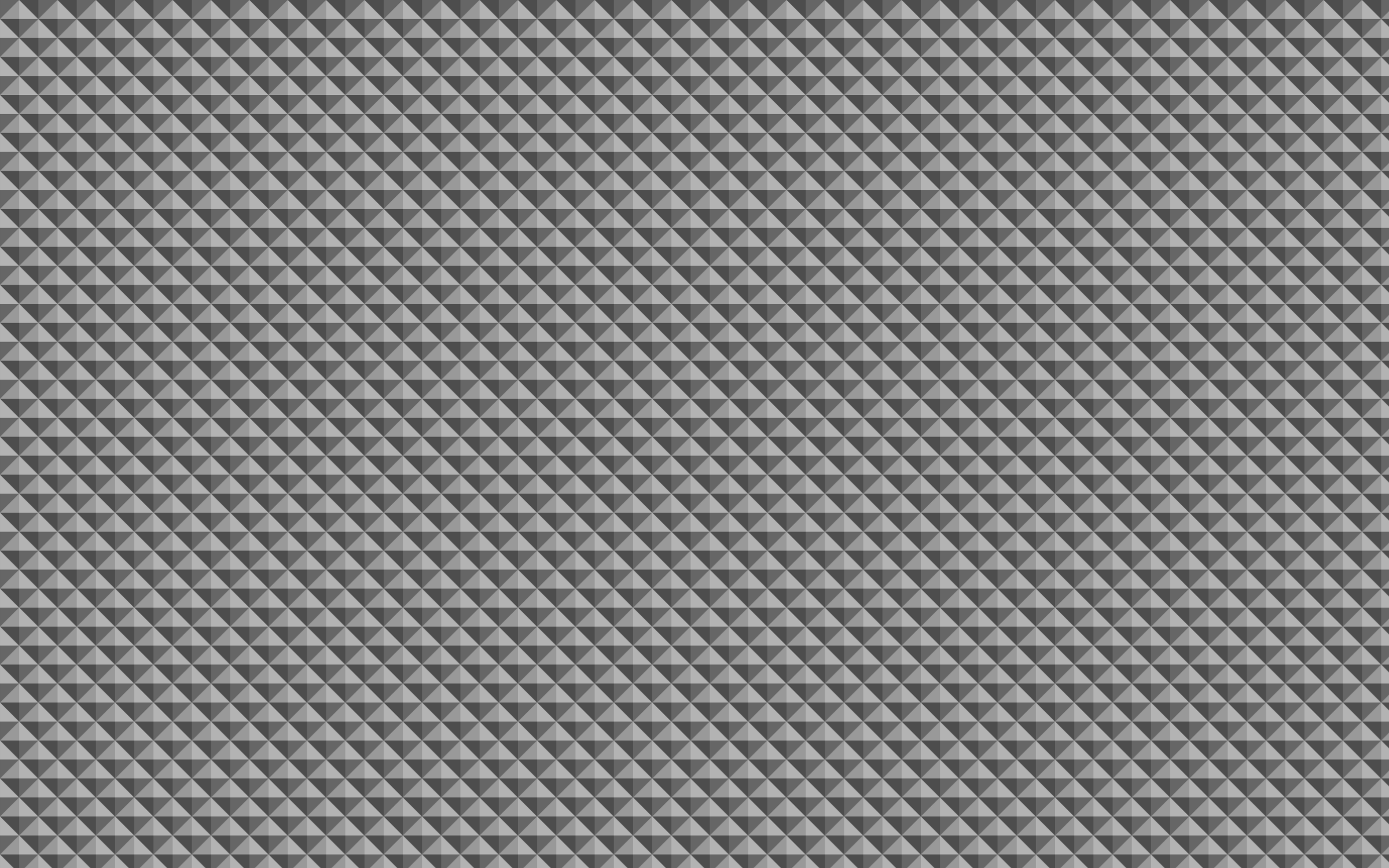 Seamless Grayscale Pyramids Pattern 3 by GDJ