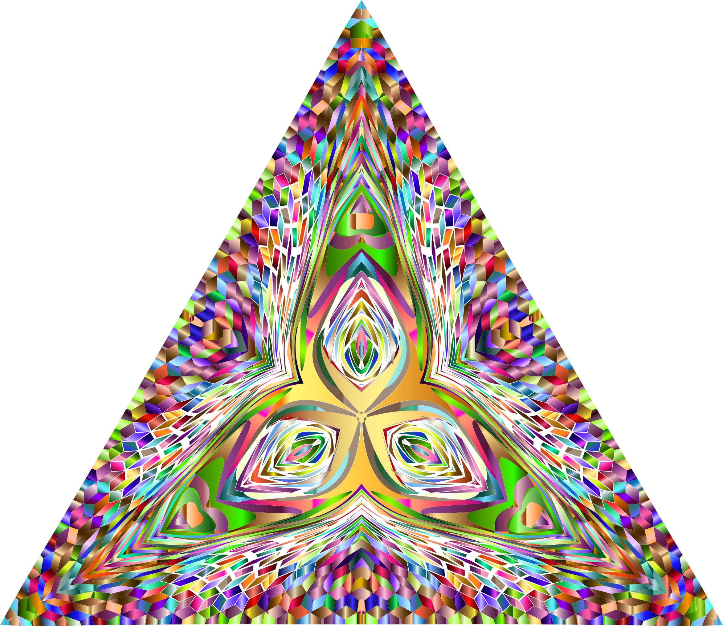 Chromatic Triad by GDJ