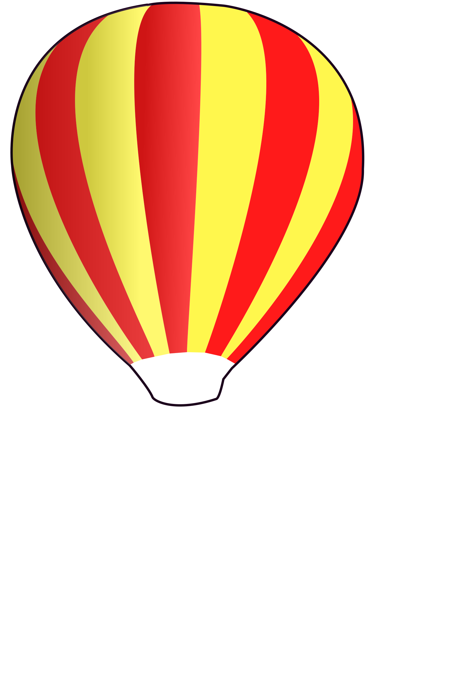 hot air balloon - (Work In Progress) by ryanlerch