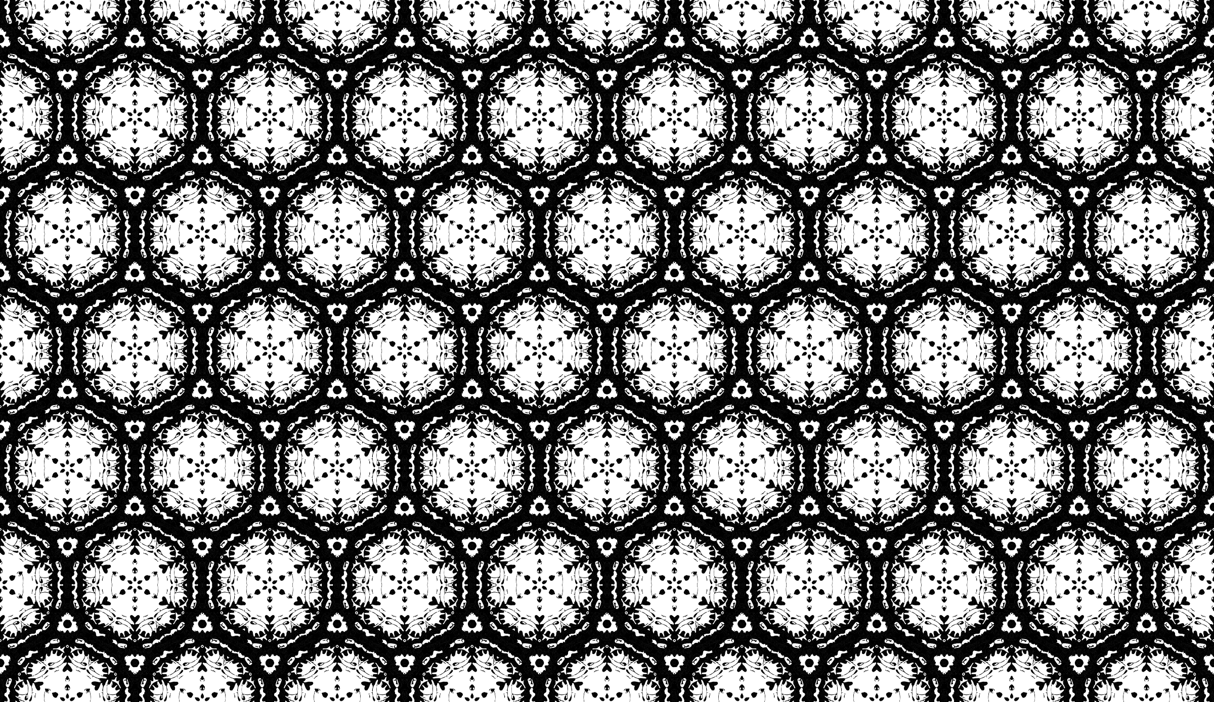 Background pattern 76 (black) by Firkin
